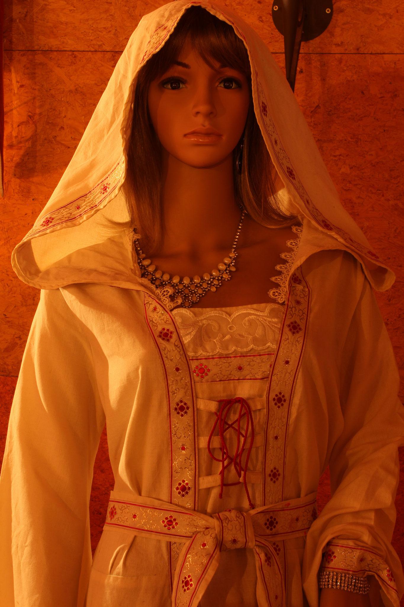 Mittelalterhochzeitskleid