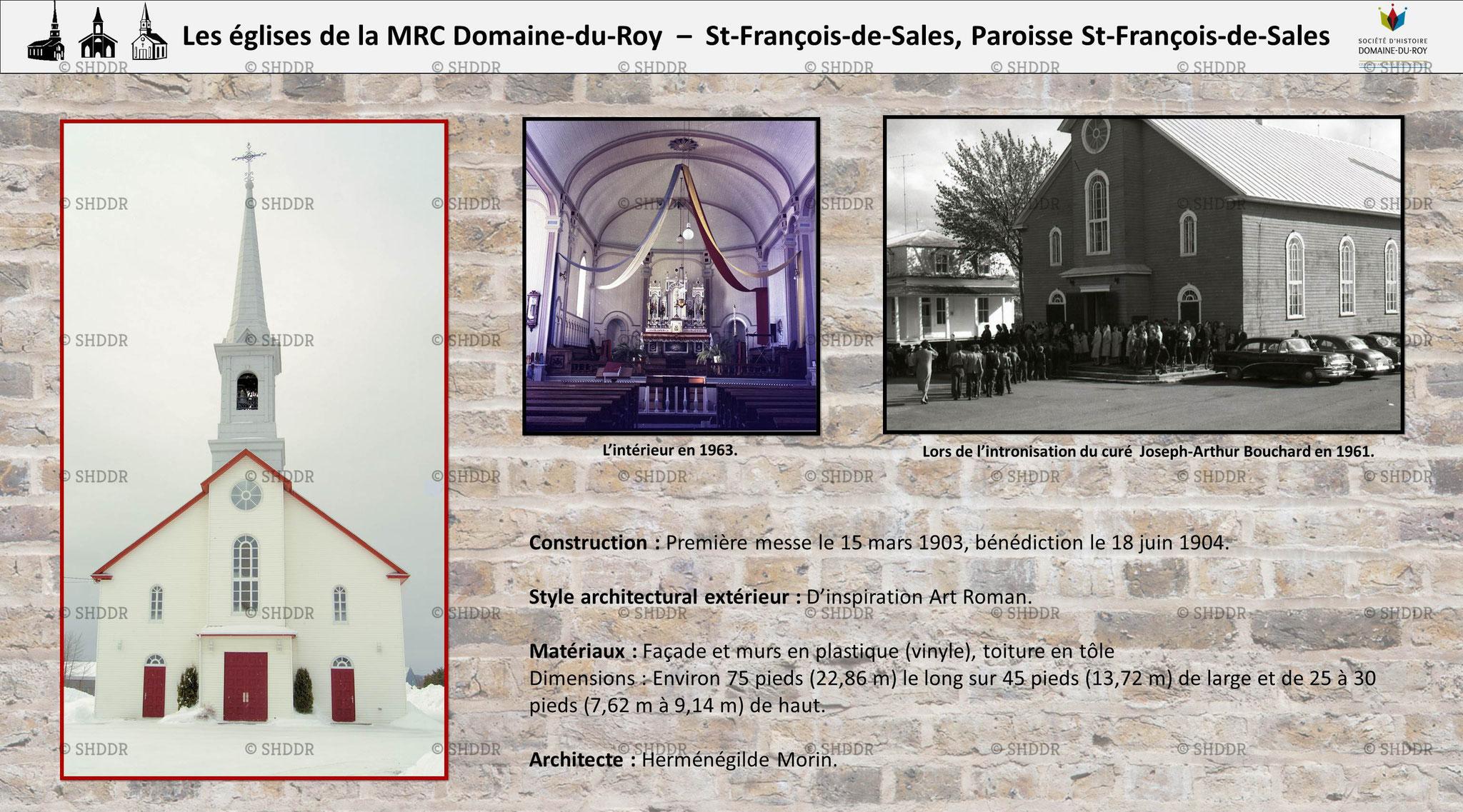 Saint-François-de-Sales - Paroisse St-François-de-Sales