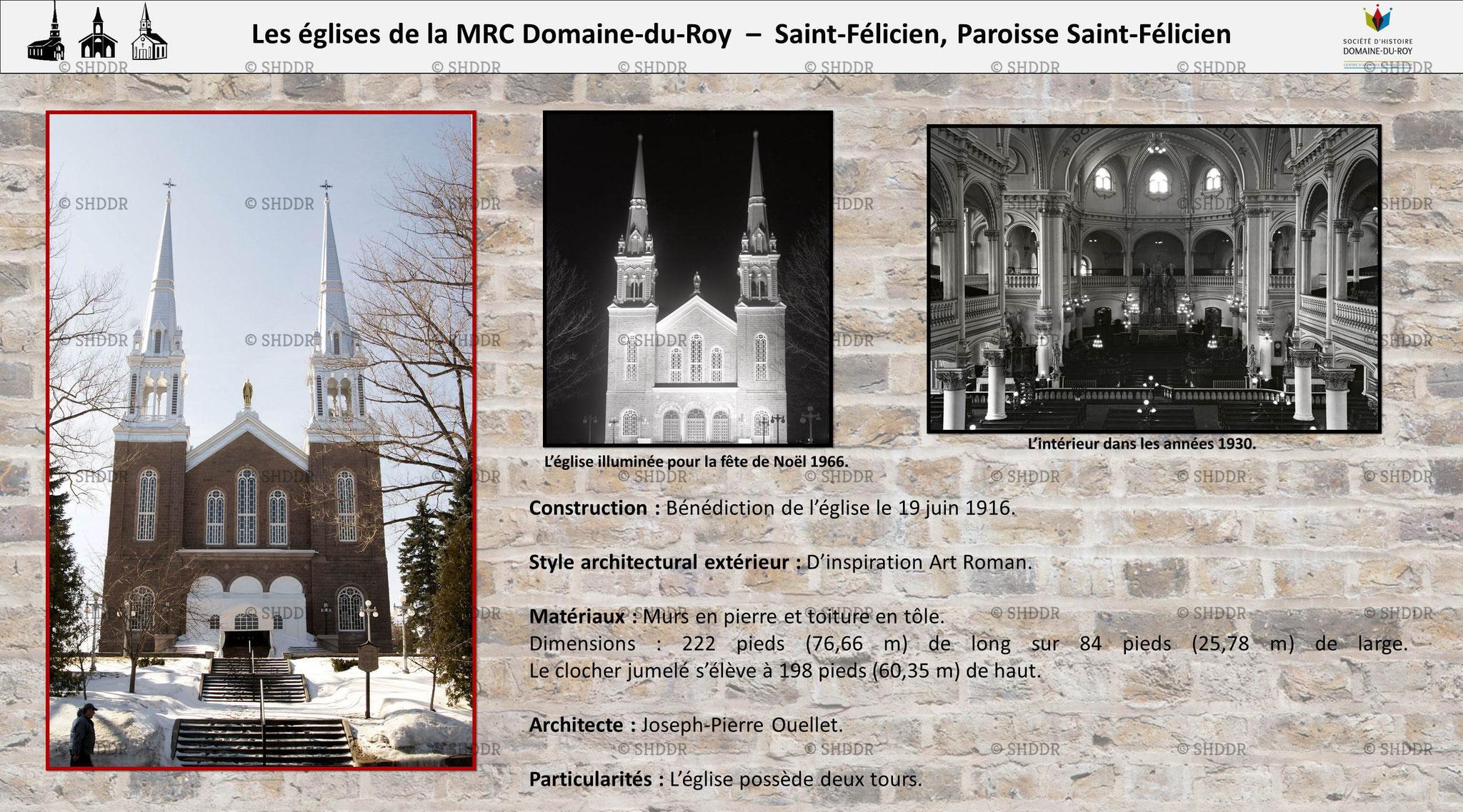 Saint-Félicien - Paroisse Saint-Félicien