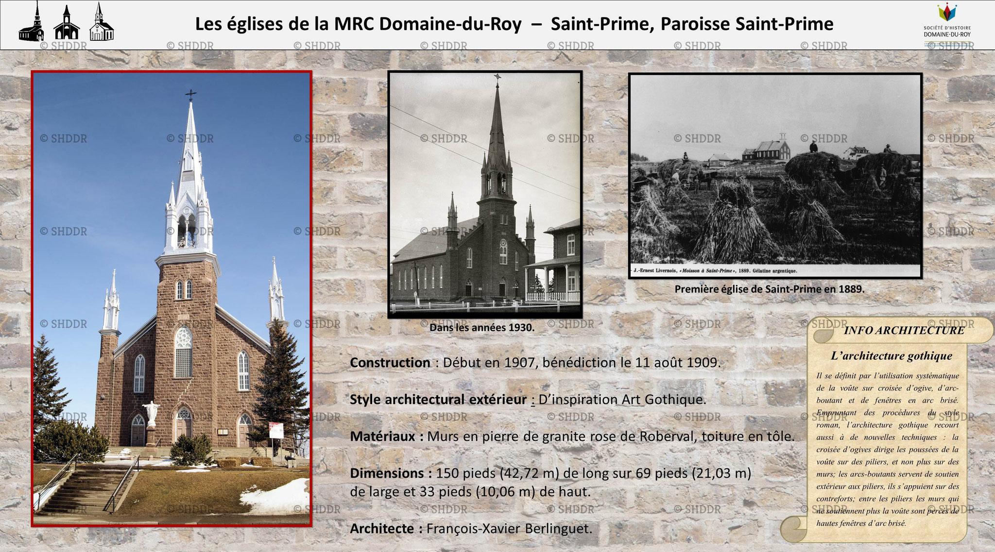 Saint-Prime - Paroisse Saint-Prime
