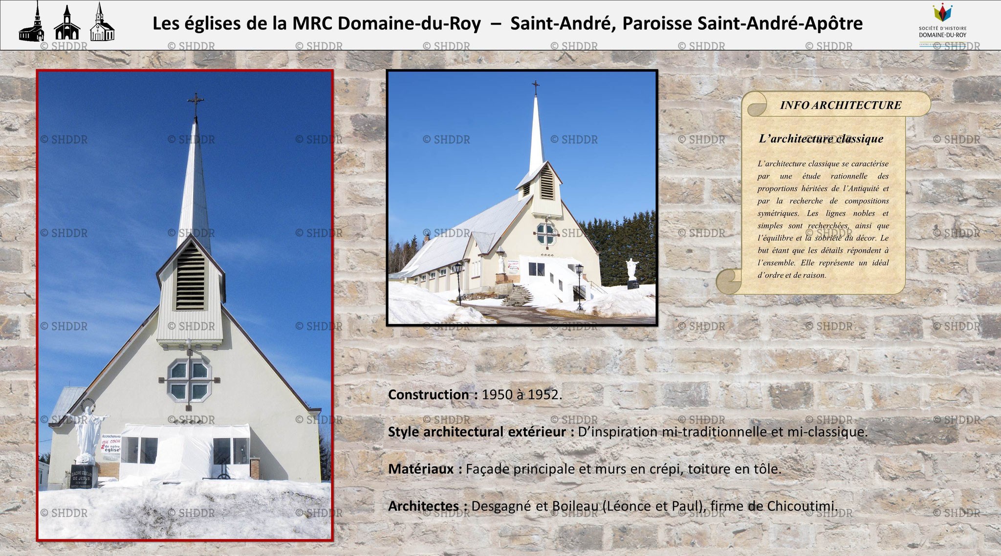 Saint-André - Paroisse Saint-André-Apôtre