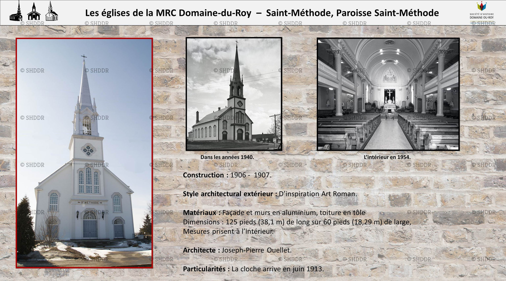 Saint-Méthode - Église Saint-Méthode