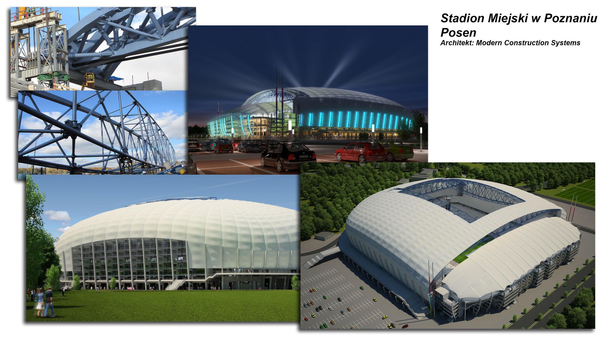 EM-Fußballstadion, Posen ( Polen )
