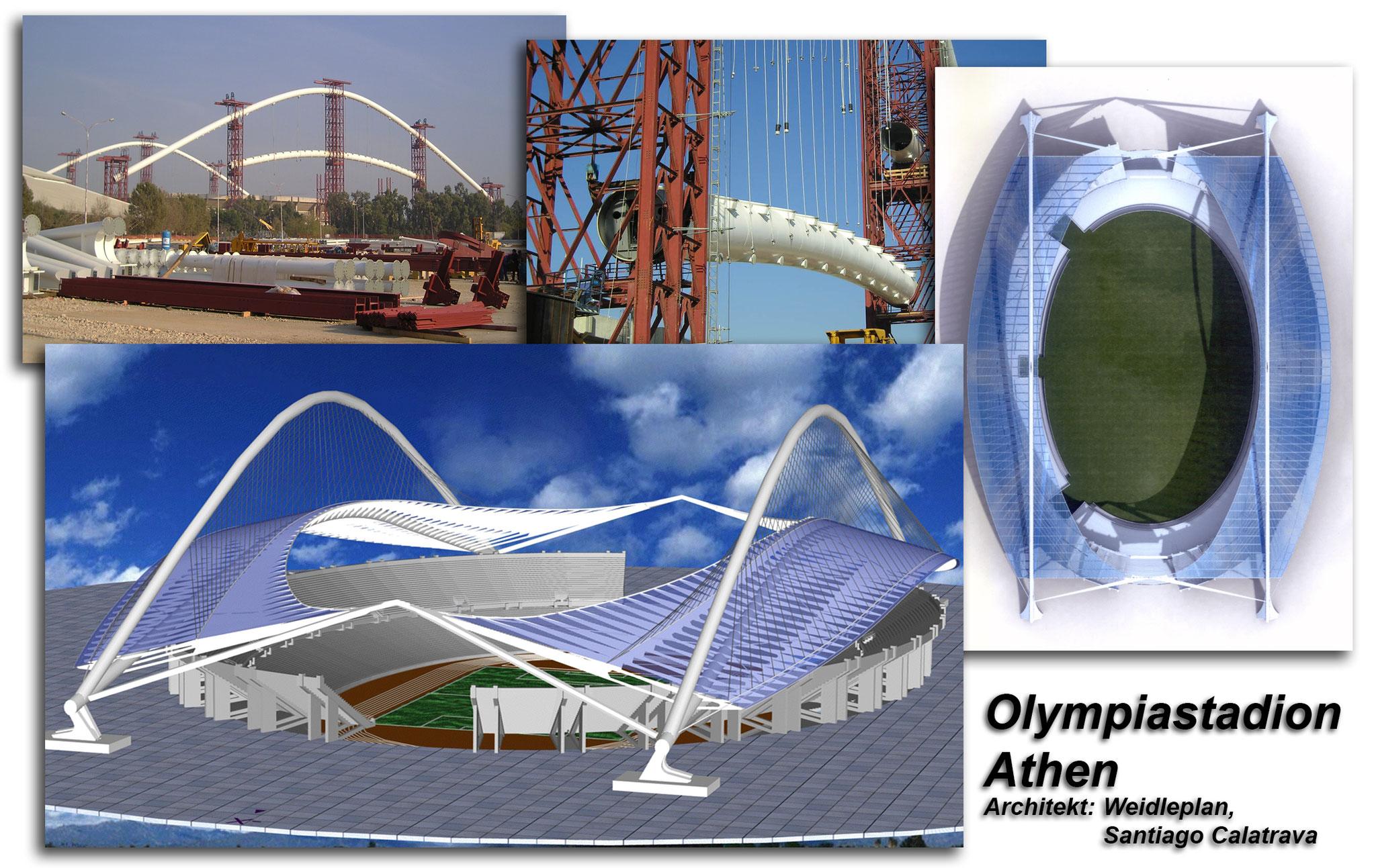 Olympiastadion, Athen