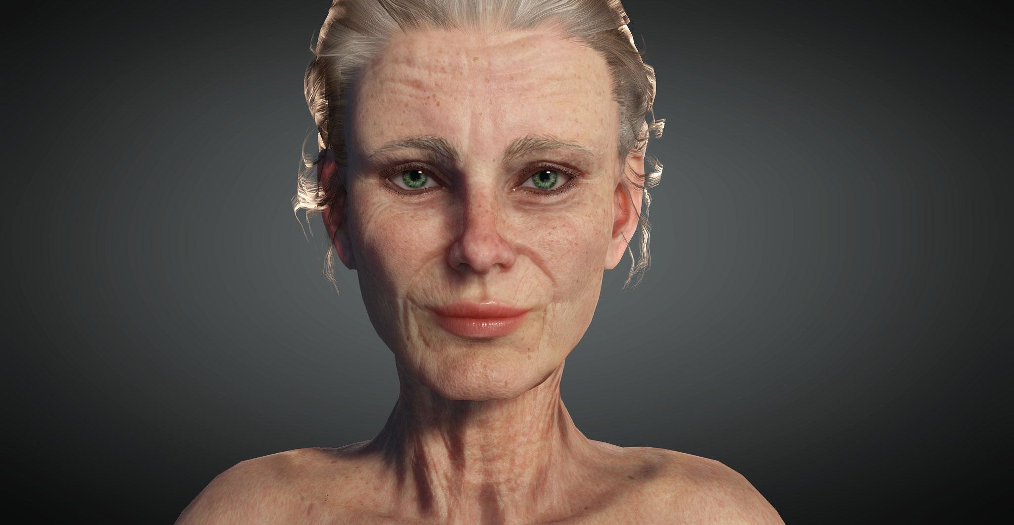 Lucy, 60 jährig