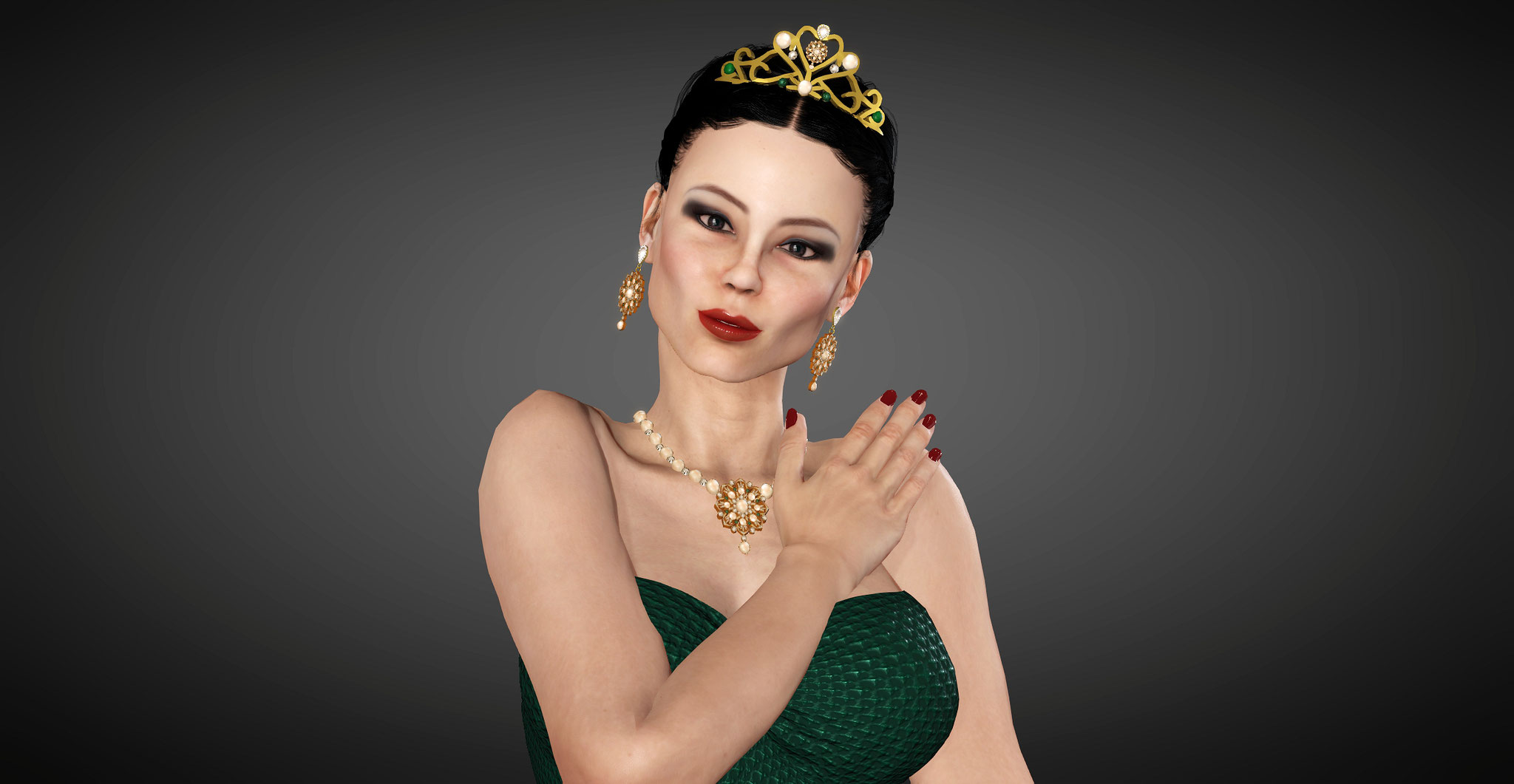Prinzessin, 26 jährig