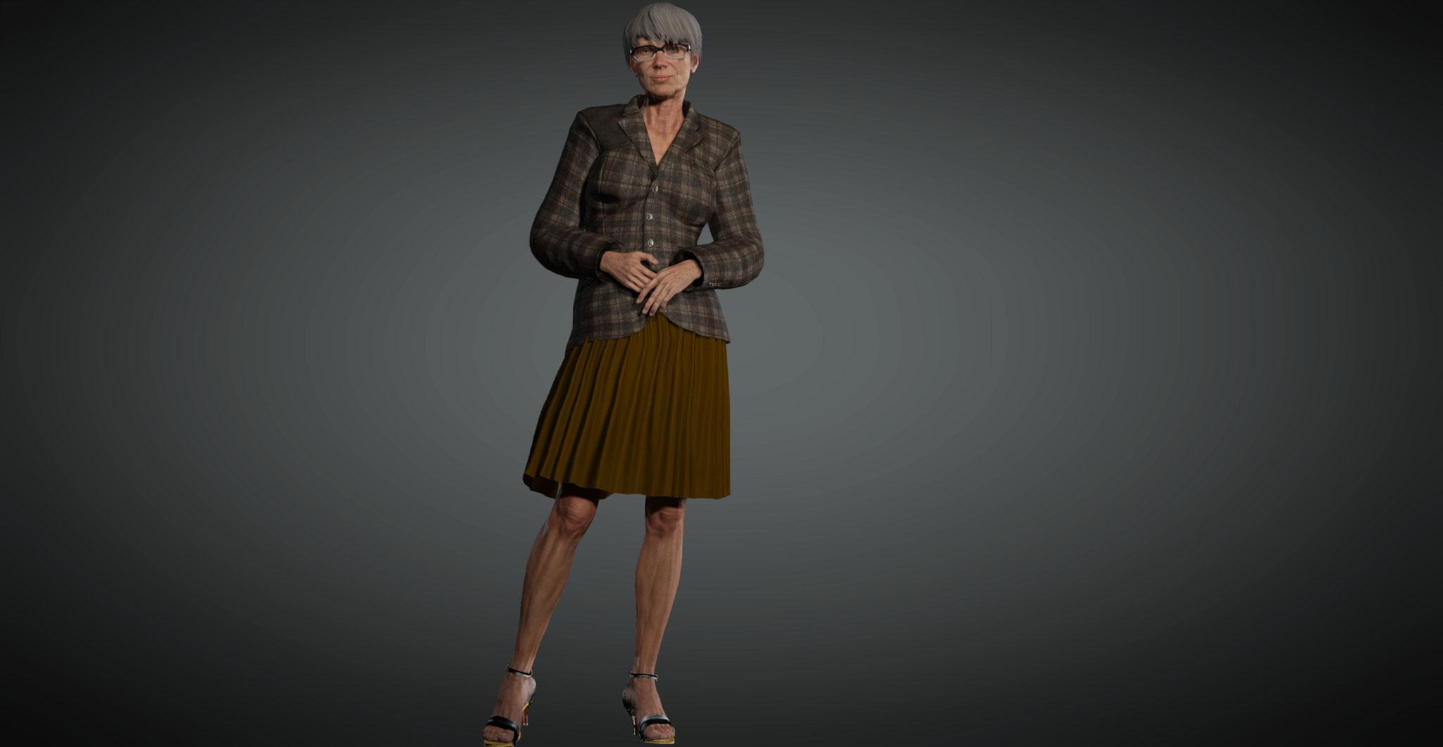 Barbara, 65 jährig