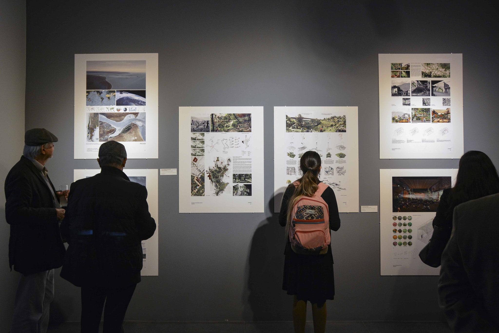 Exposición de la III BLAP