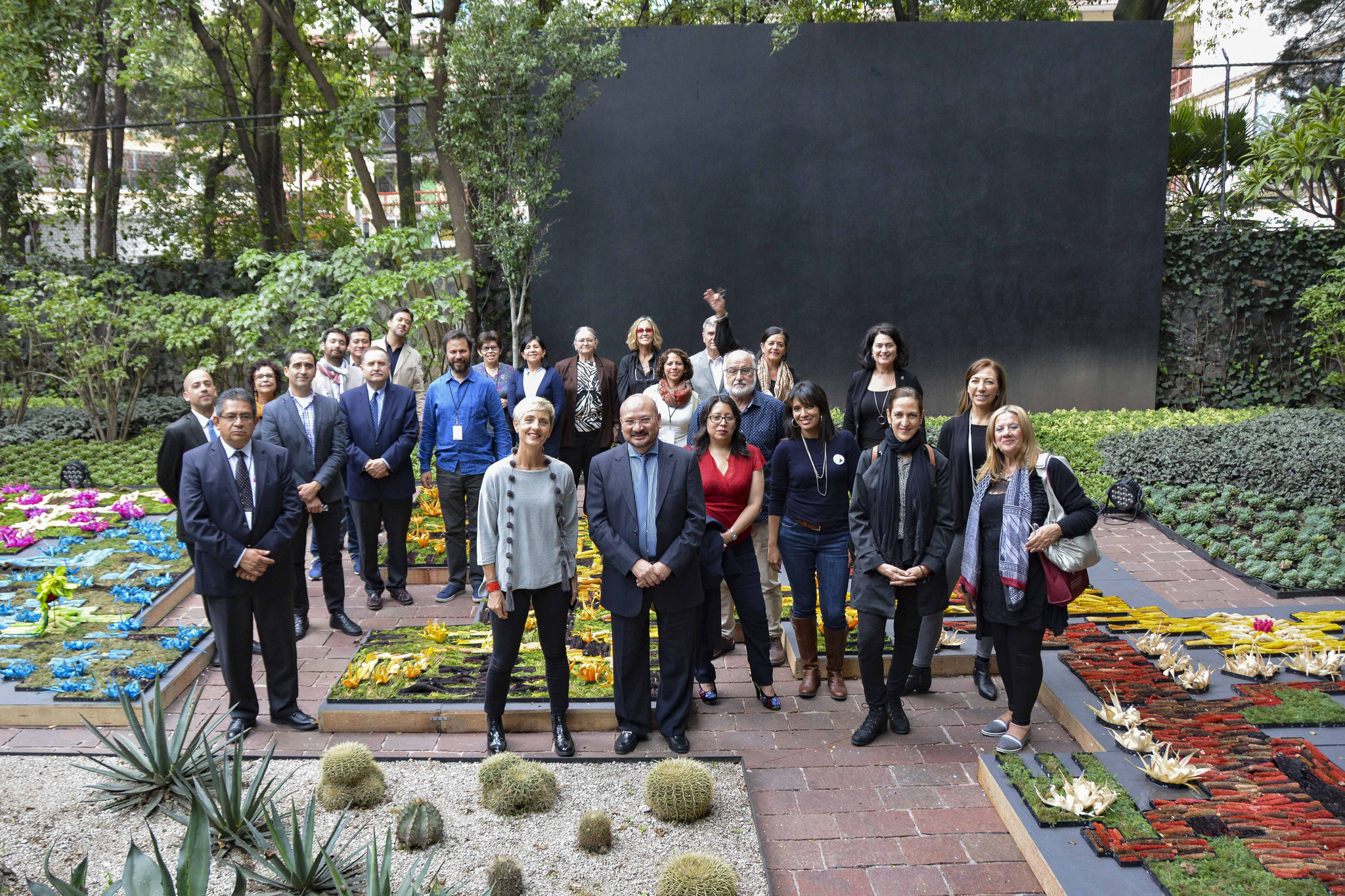 Delegados IFLA Américas