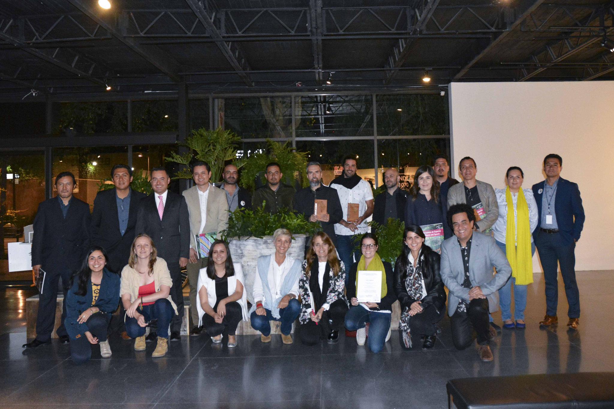 Premiación III BLAP / Finalistas, Menciones Honoríficas y Ganadores