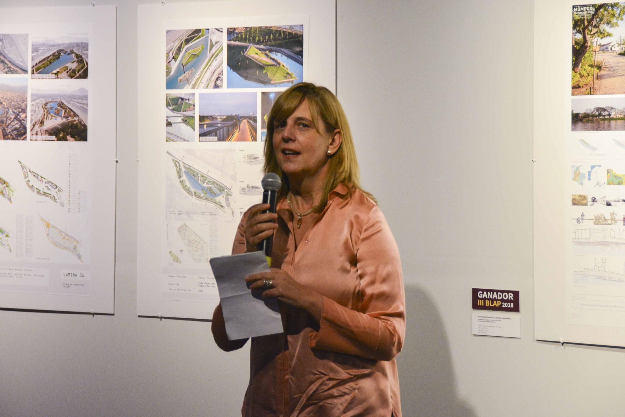 Presentación Publicación II BLAP / Dra. Amaya Larrucea