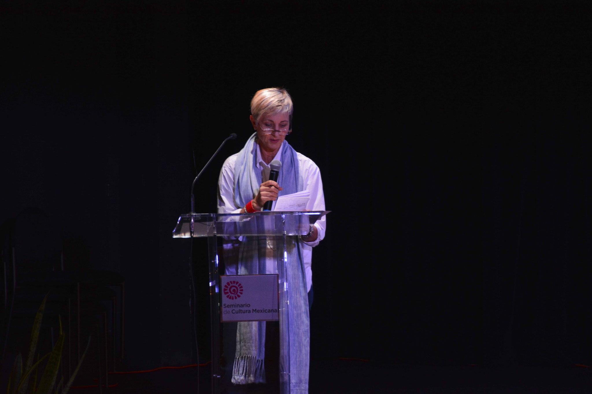 Premiación III BLAP / Arq. Psj. Kathrin Grimm