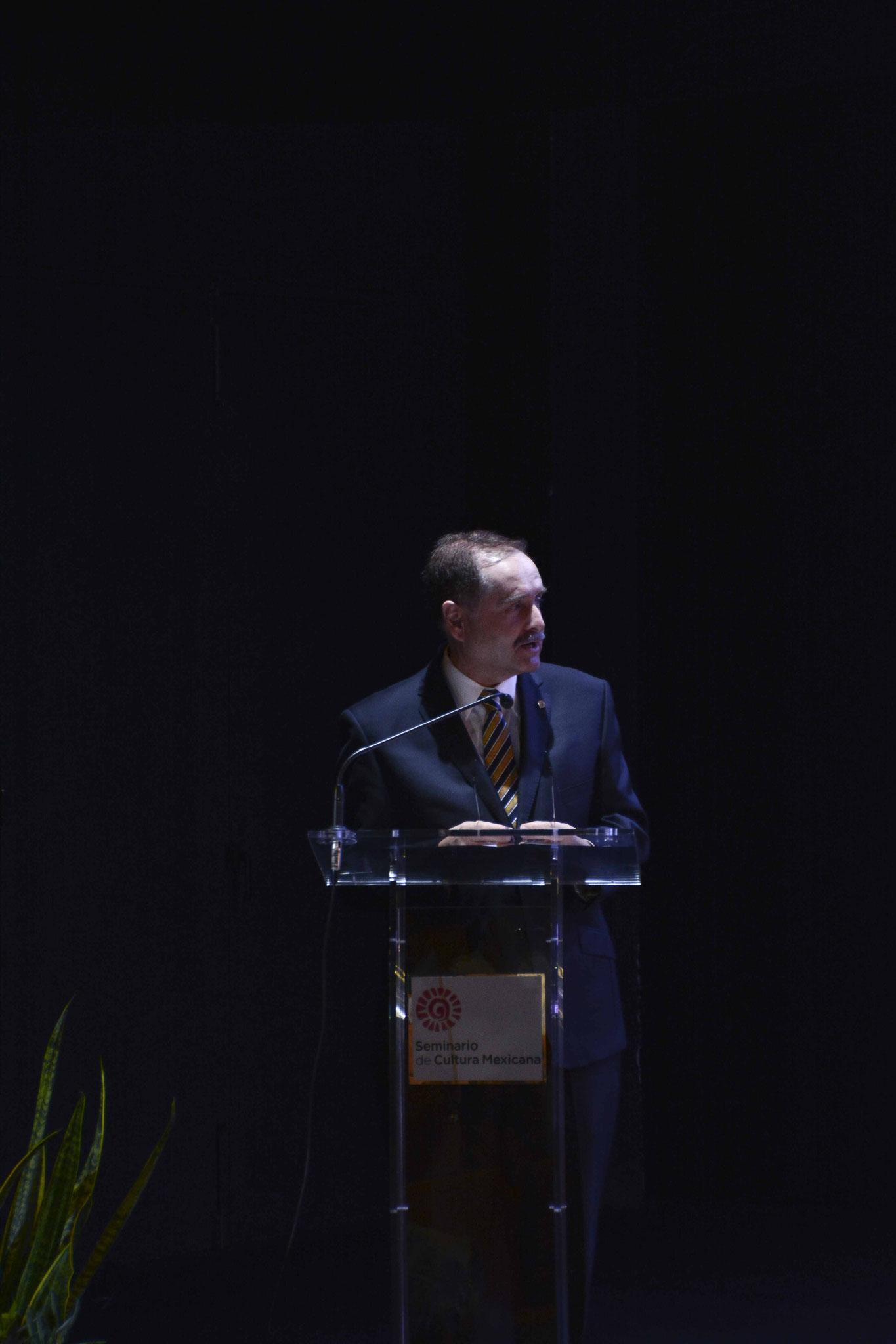 Inauguración Conferencia Regional IFLA Américas / Mtro. Marcos Mazari