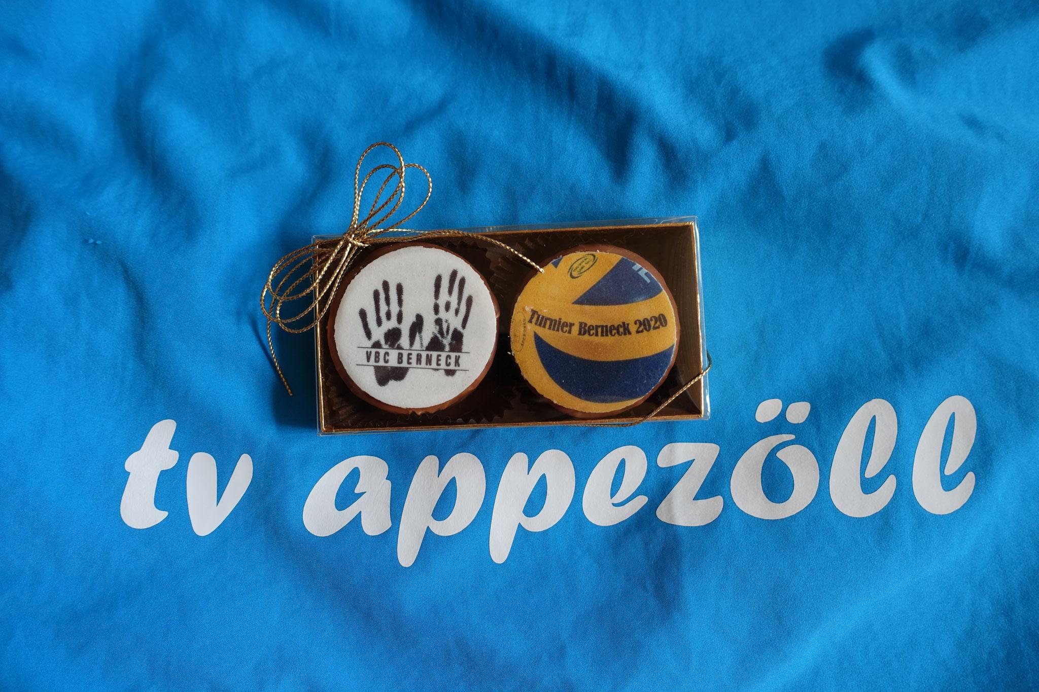 2. Platz für TV Appenzell