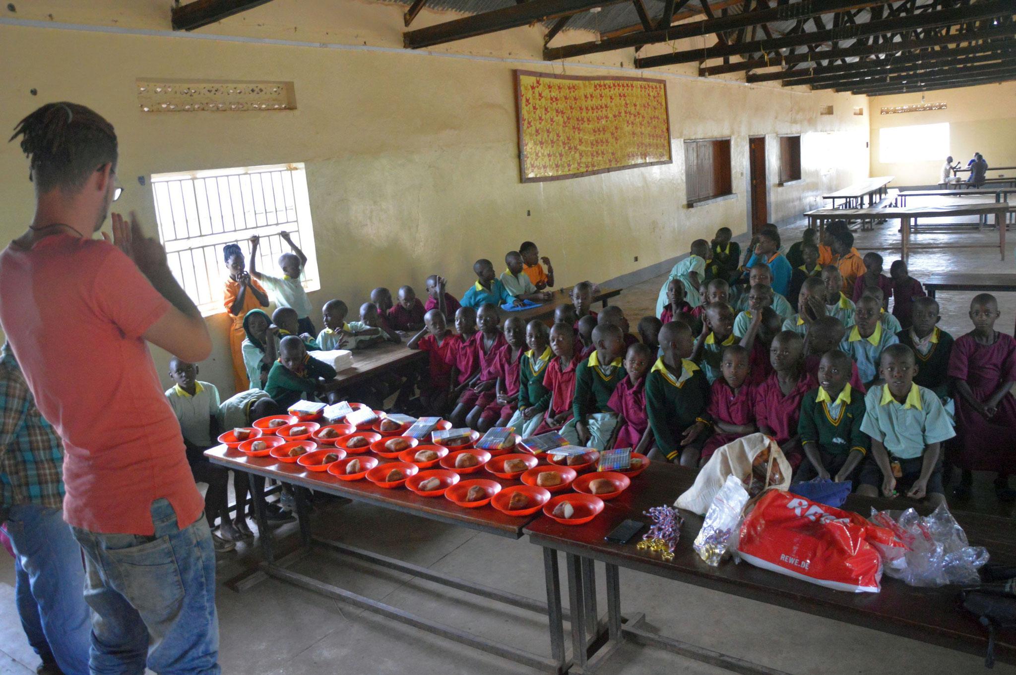 Prämierung der Klassenbesten aus jeder Klasse