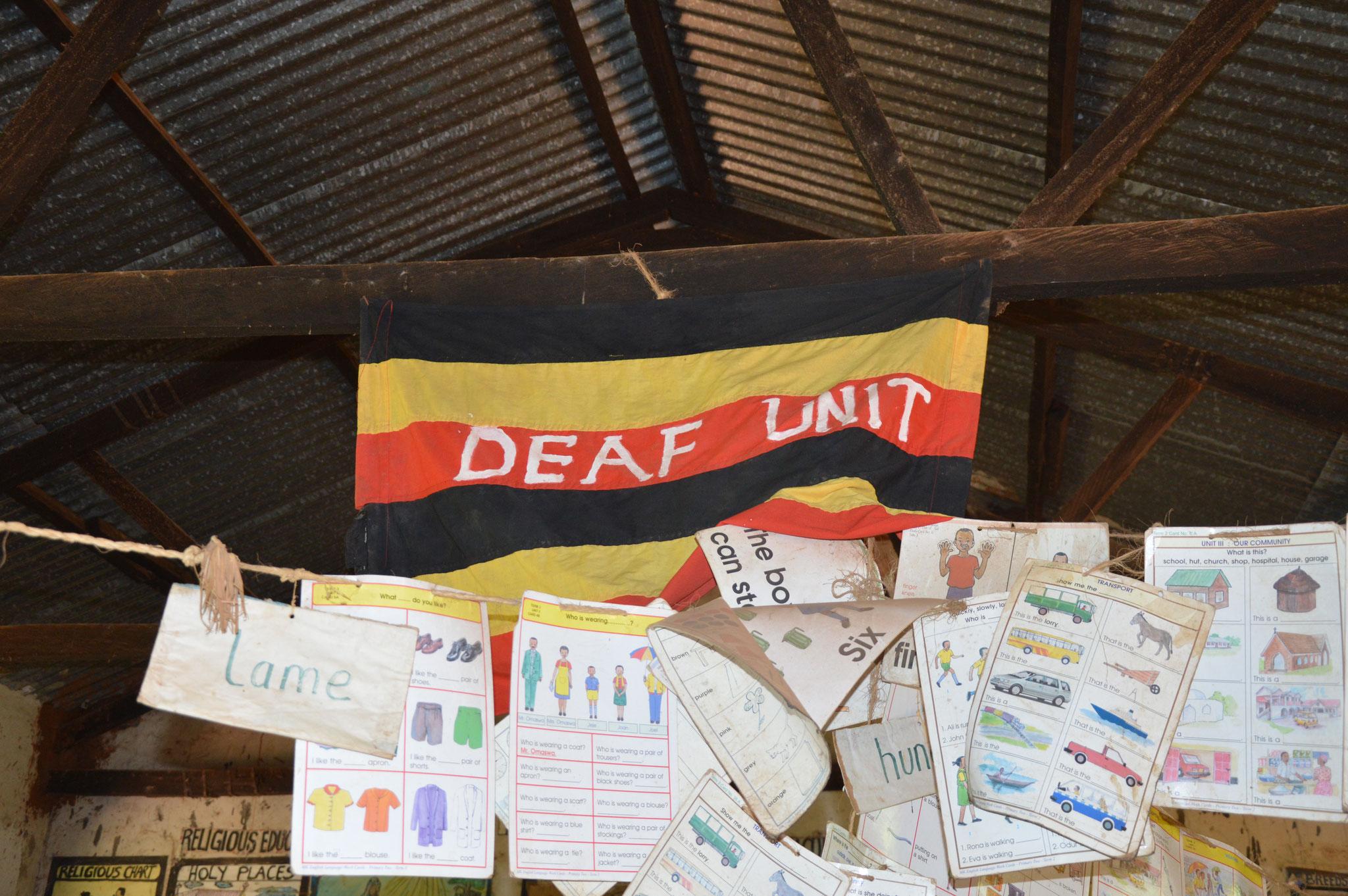Deaf-Unit (Einheit für Gehörlose)