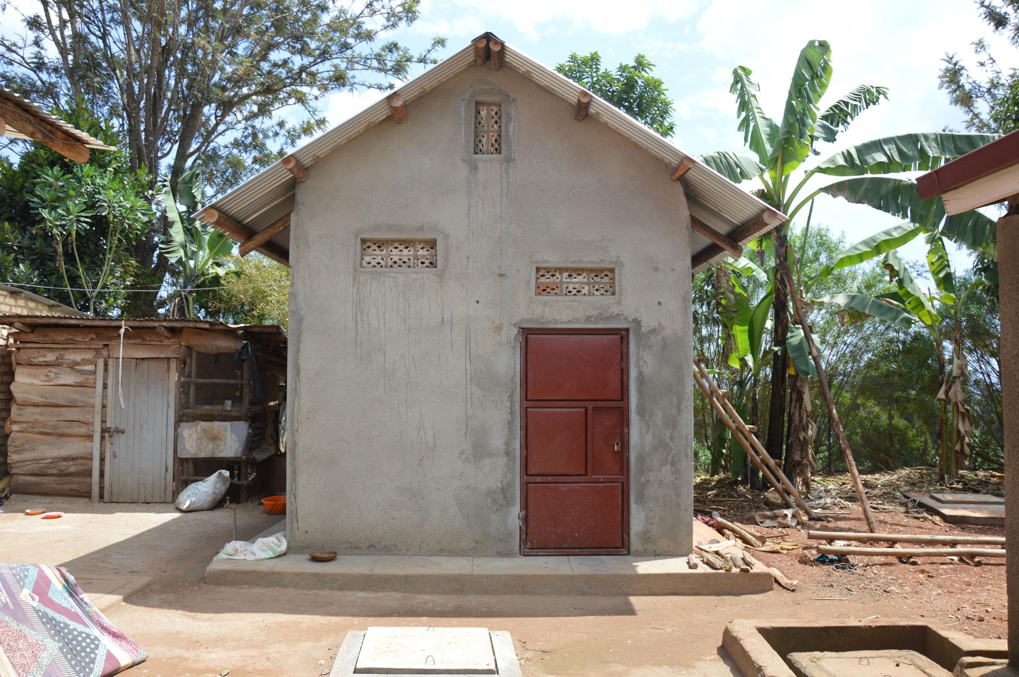 Die neue Küche für die Taub-Blinden-Schule