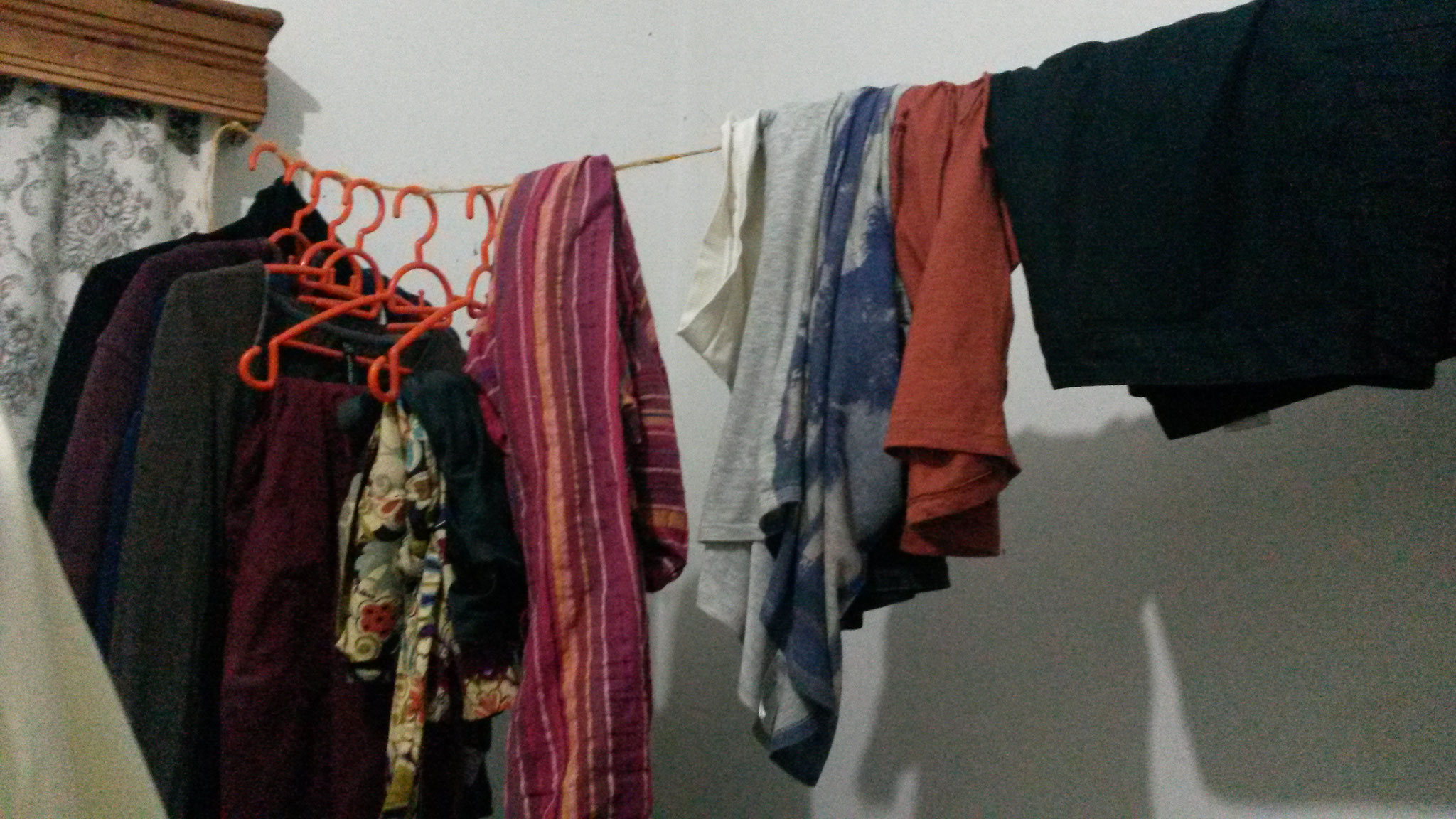 mein Kleiderschrank