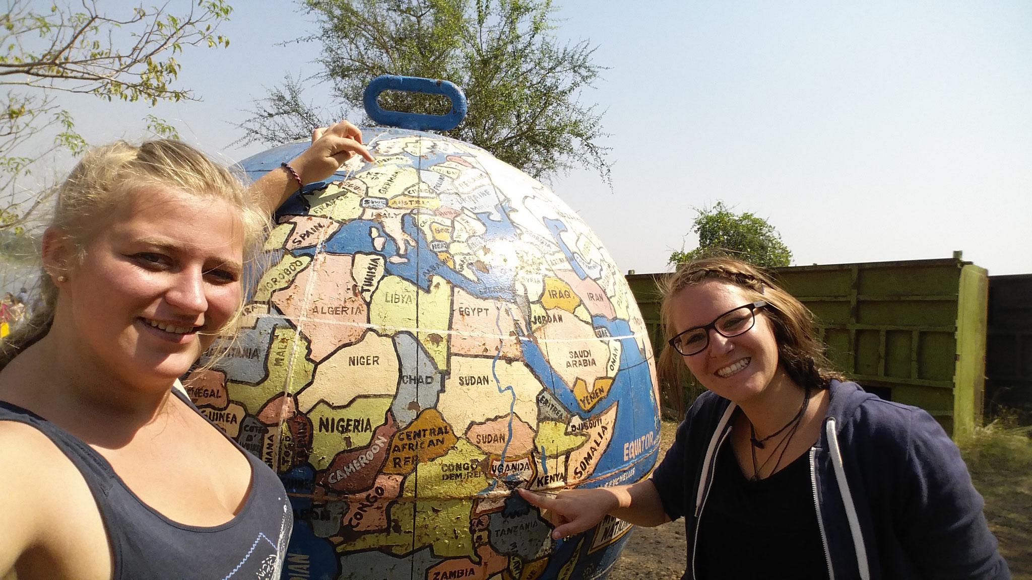 Germany meets Uganda