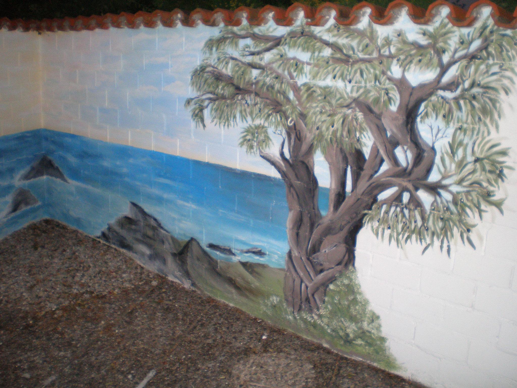 Mauerbild I