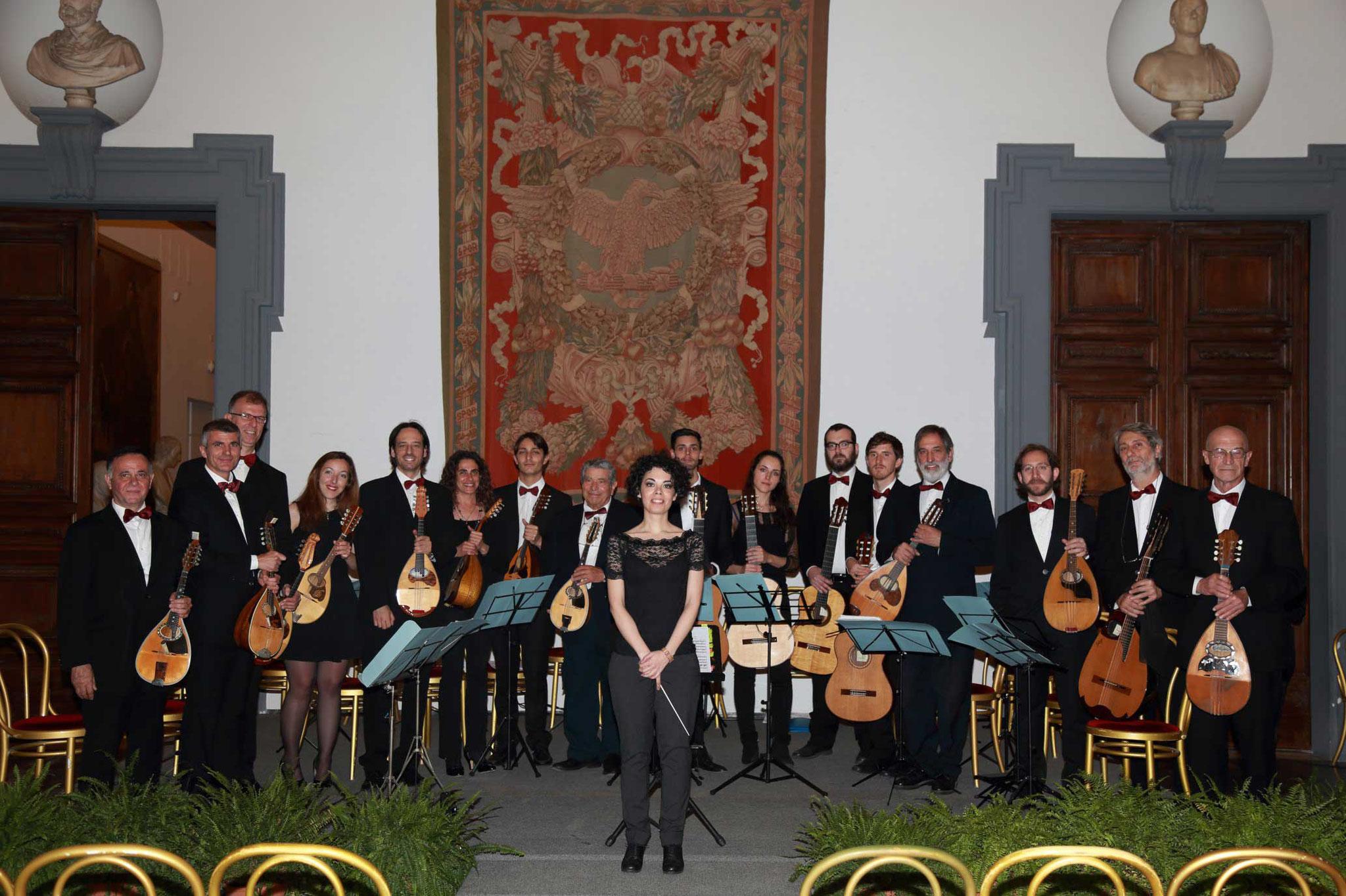 """Roma 21-5-2016 - """"La Notte dei Musei"""" Campidopglio, Sala Protomoteca (direttore Teresa Fantasia)"""