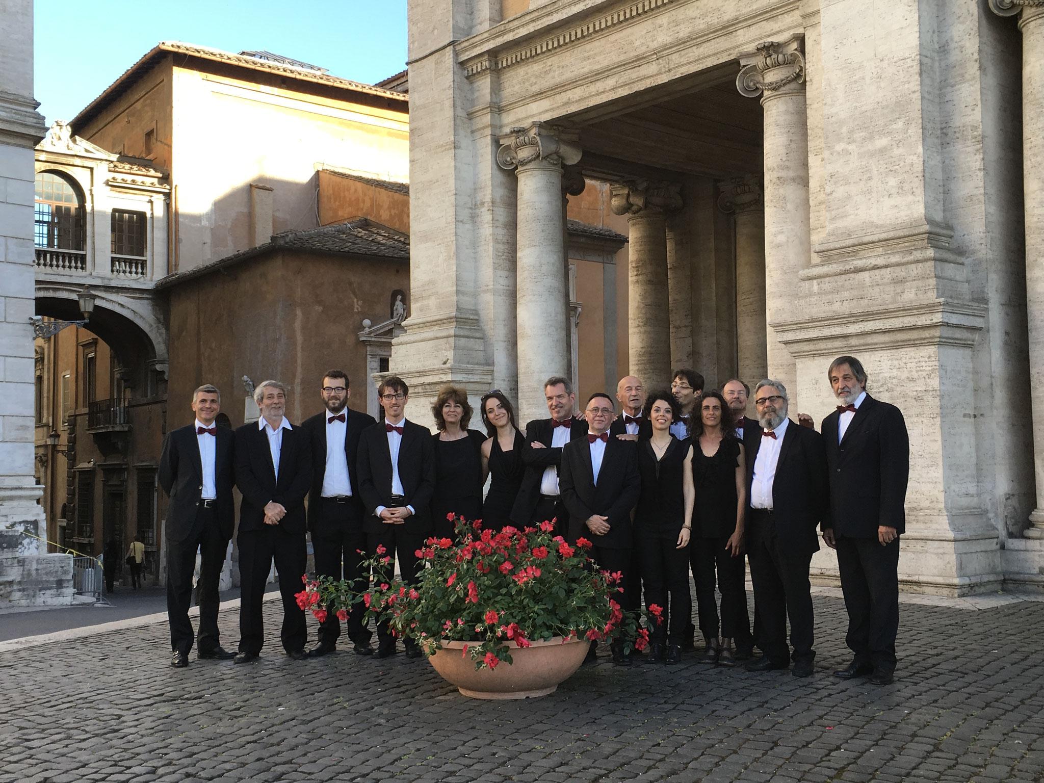 """Roma, 20 maggio 2017 - """"La Notte dei Musei"""" - (Musei Capitolino - Protomoteca del Campidoglio)"""