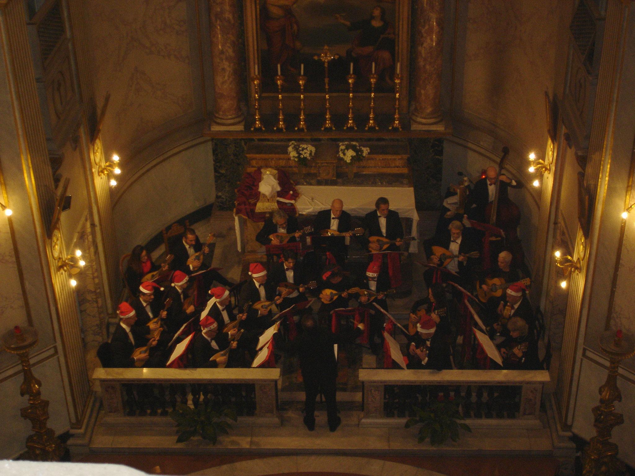 Roma, Chiesa di S. Giovanni della Malva - piazza S. Giovanni della Malva (19-12-2019)
