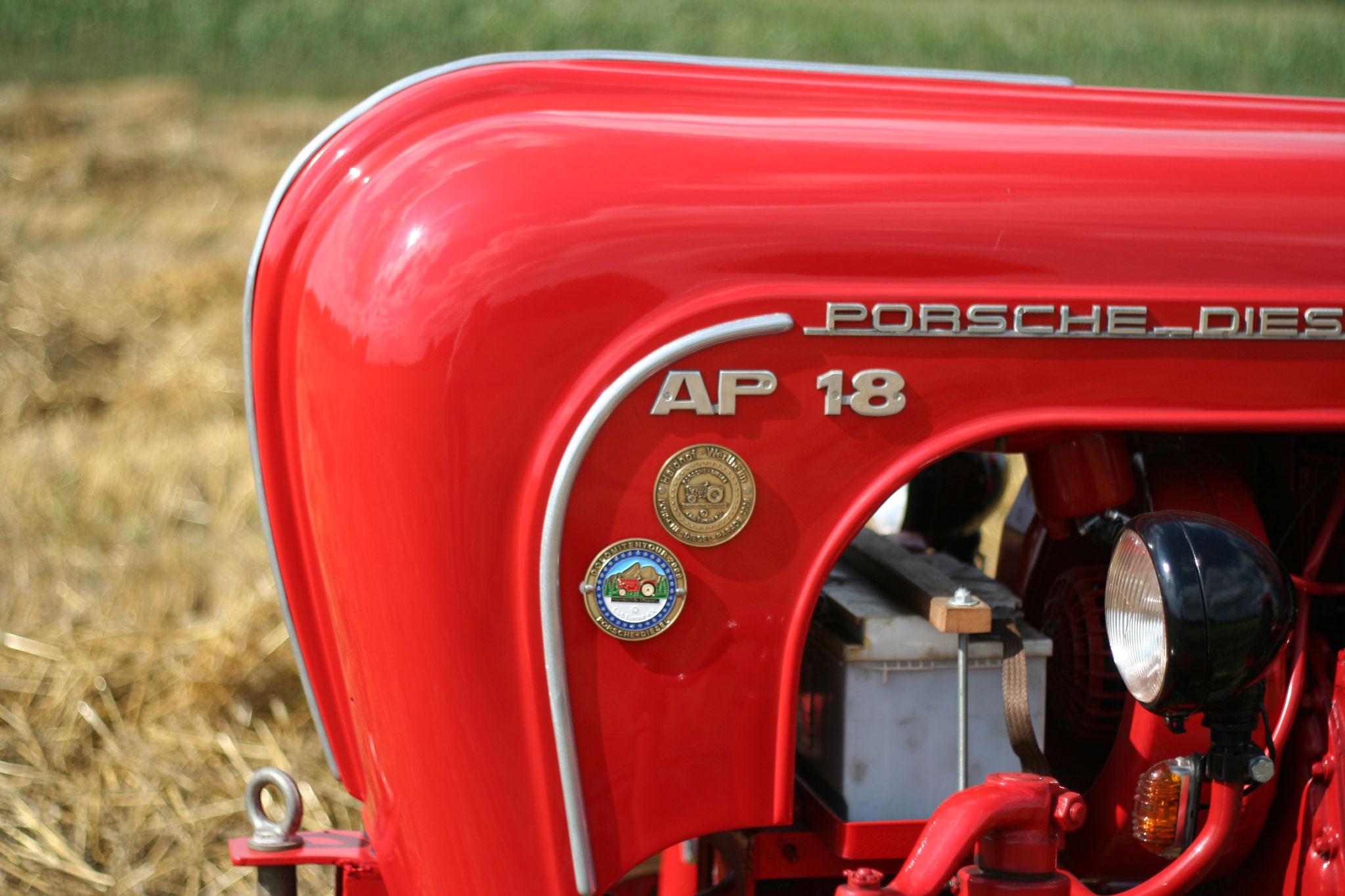 Porsche-Diesel Standard AP18