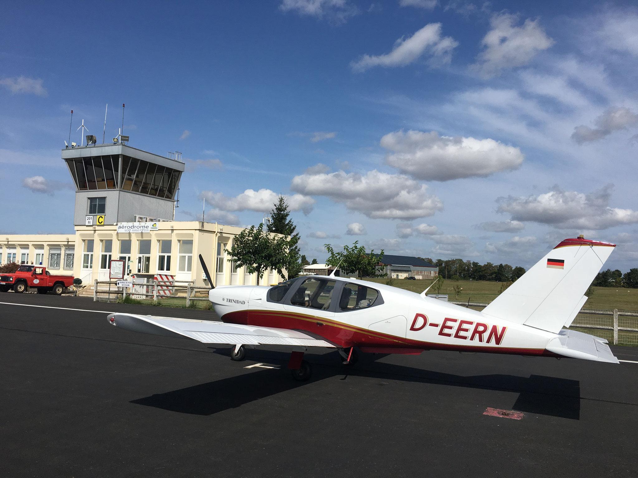 L'aérodrome de Niort