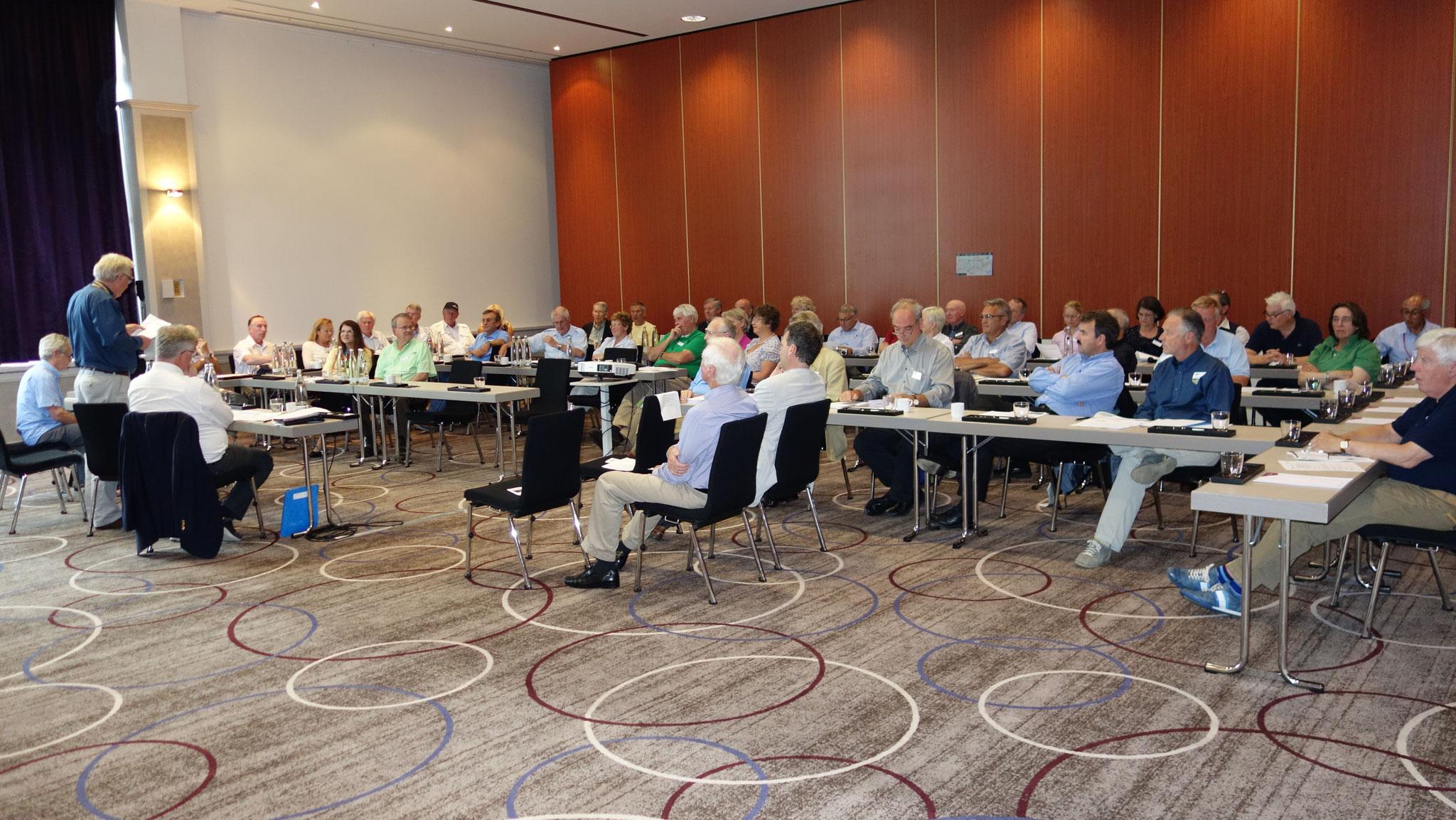 L'assemblée générale de l'IFFR