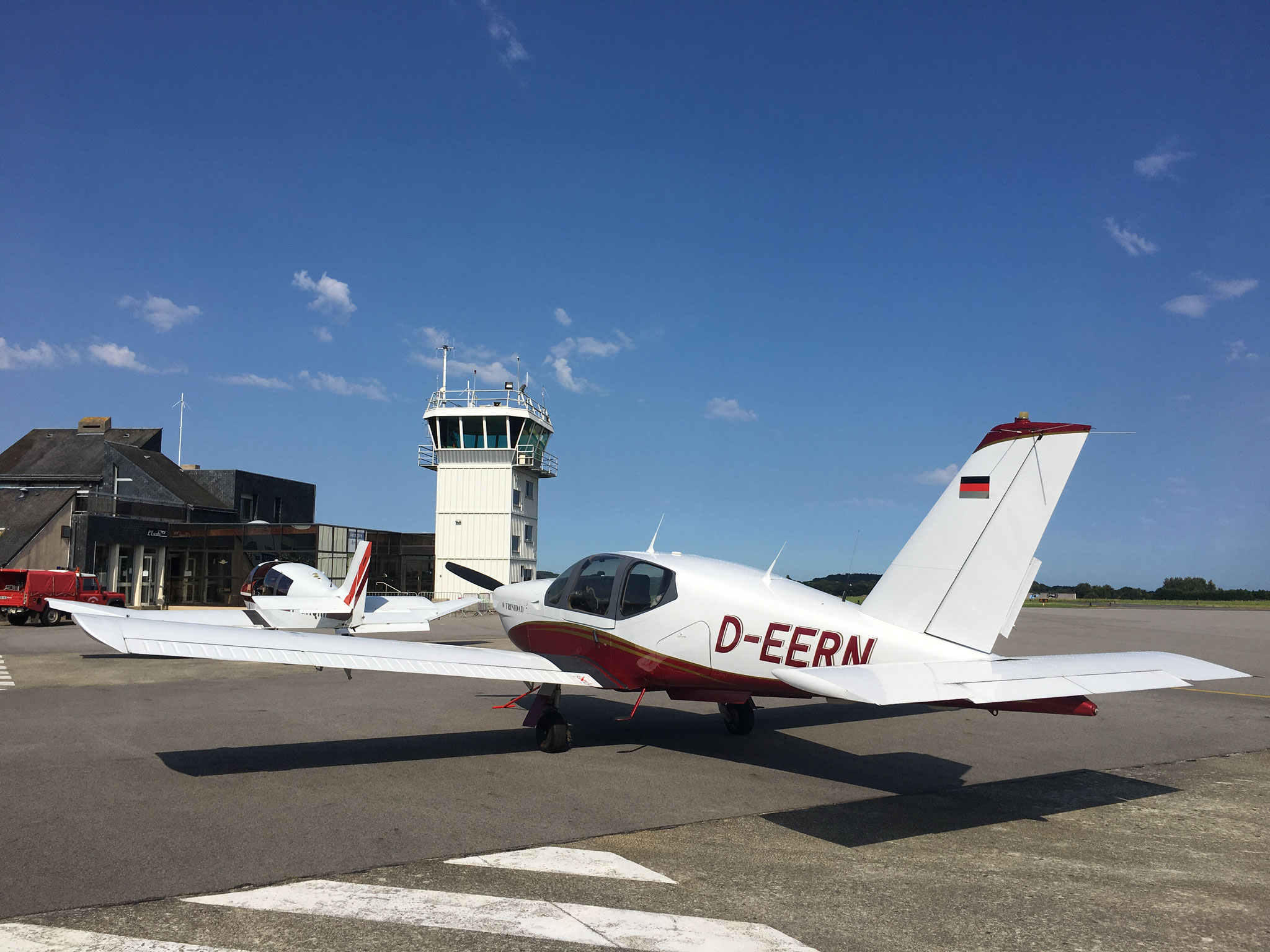 L'aérodrome de Morlaix