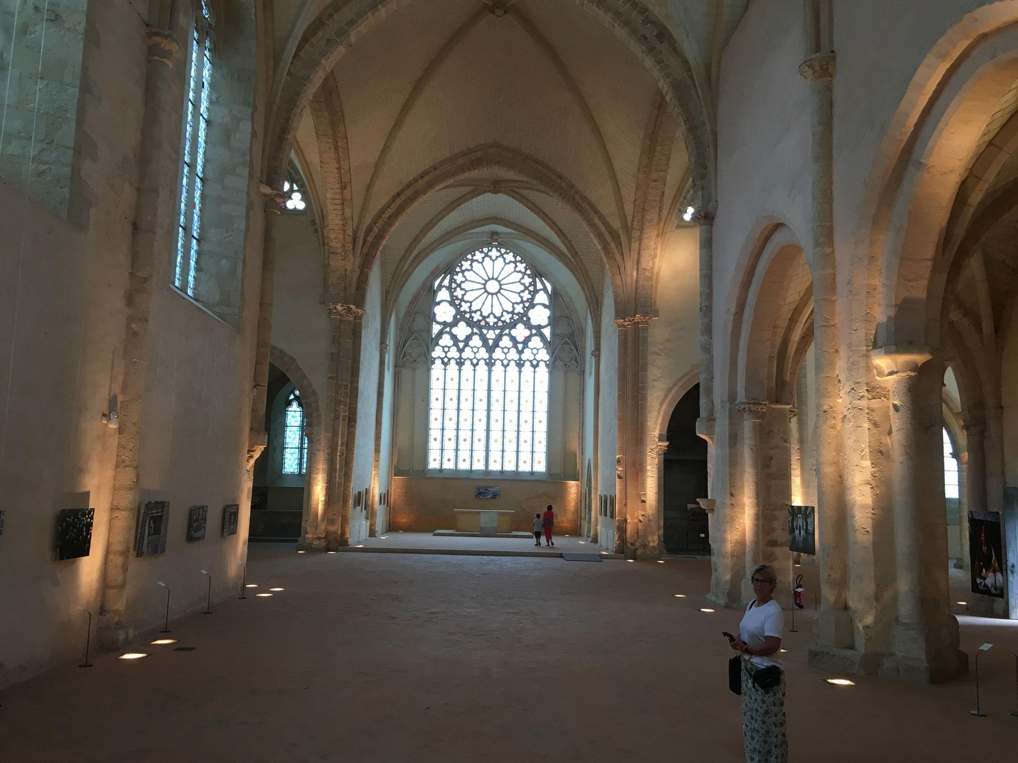 L'abbaye de l'Epau