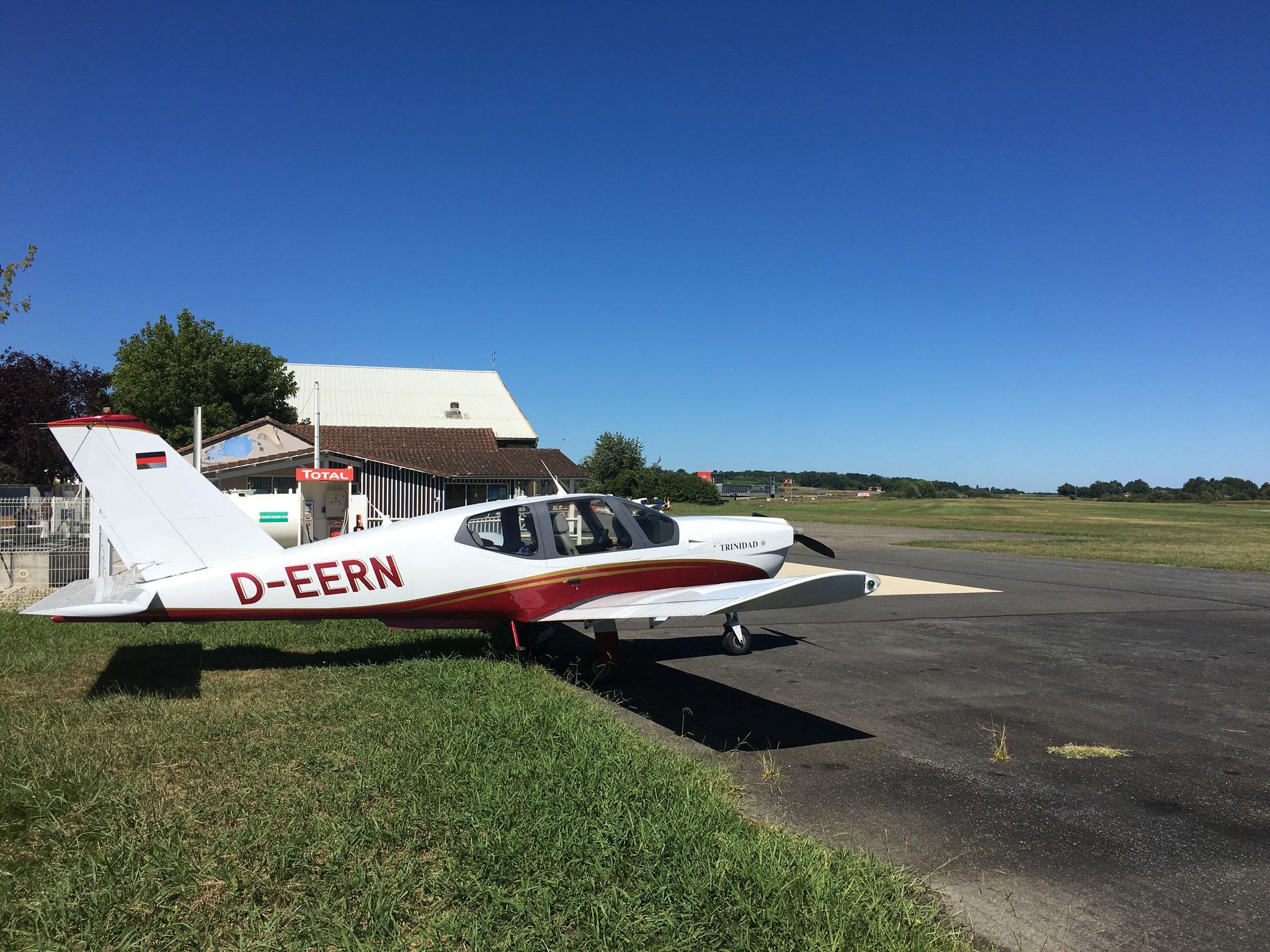 L'aérodrome de Nogaro