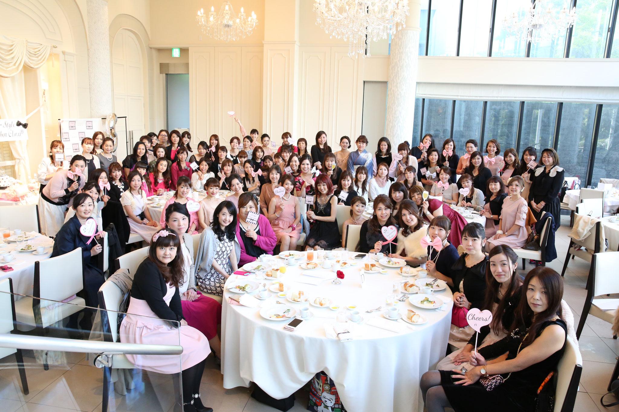 M-Style Ribbon Class®創立2周年パーティー☆