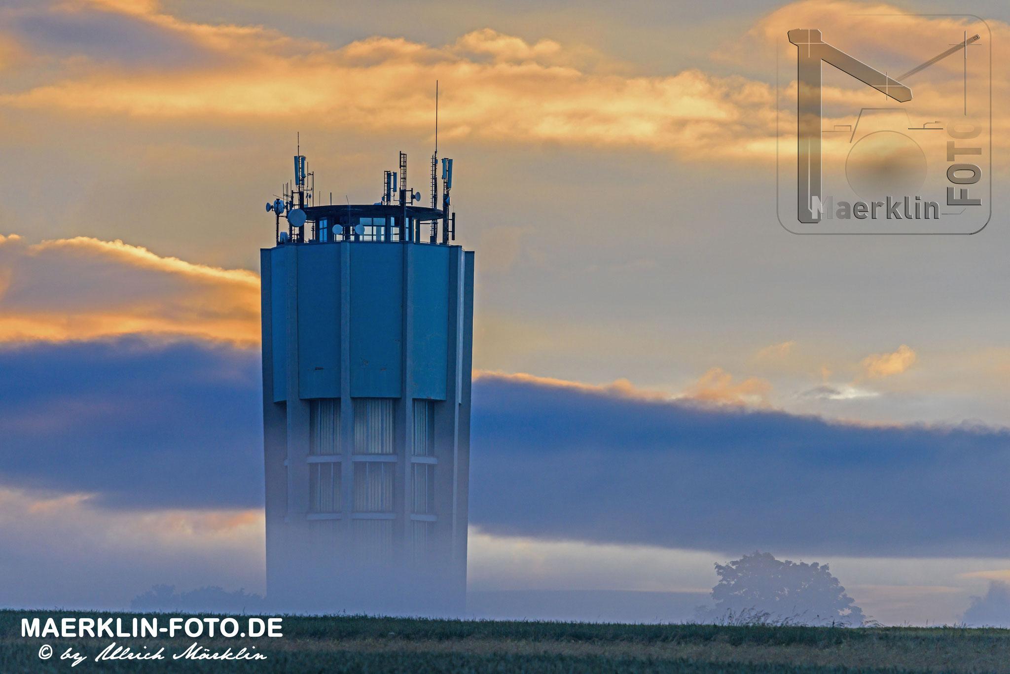 Jettingen im Gäu, Wasserturm der Gäu-Wasserversorgung