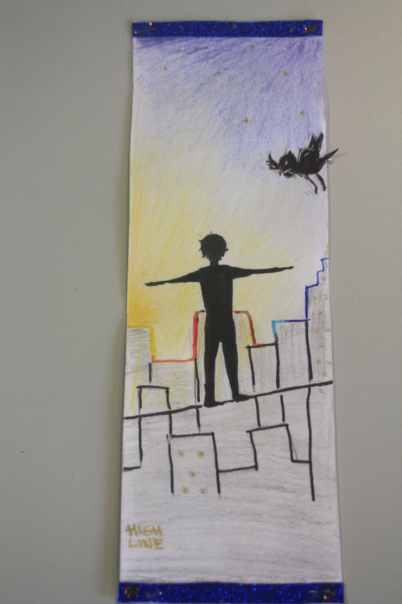 "GAGNANT n°1 - ""Highline"""