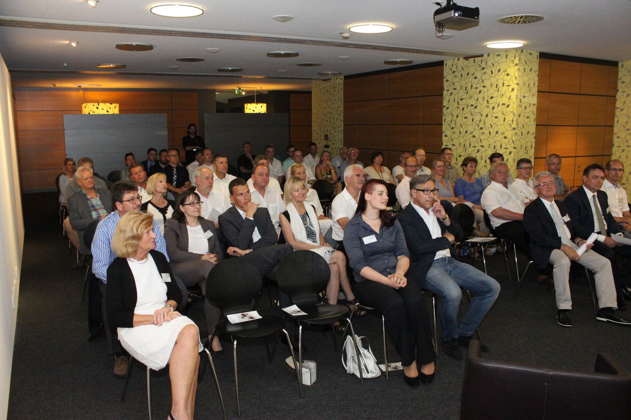 Großes Interesse an Veranstaltung der Mittelstands-Union Ingolstadt