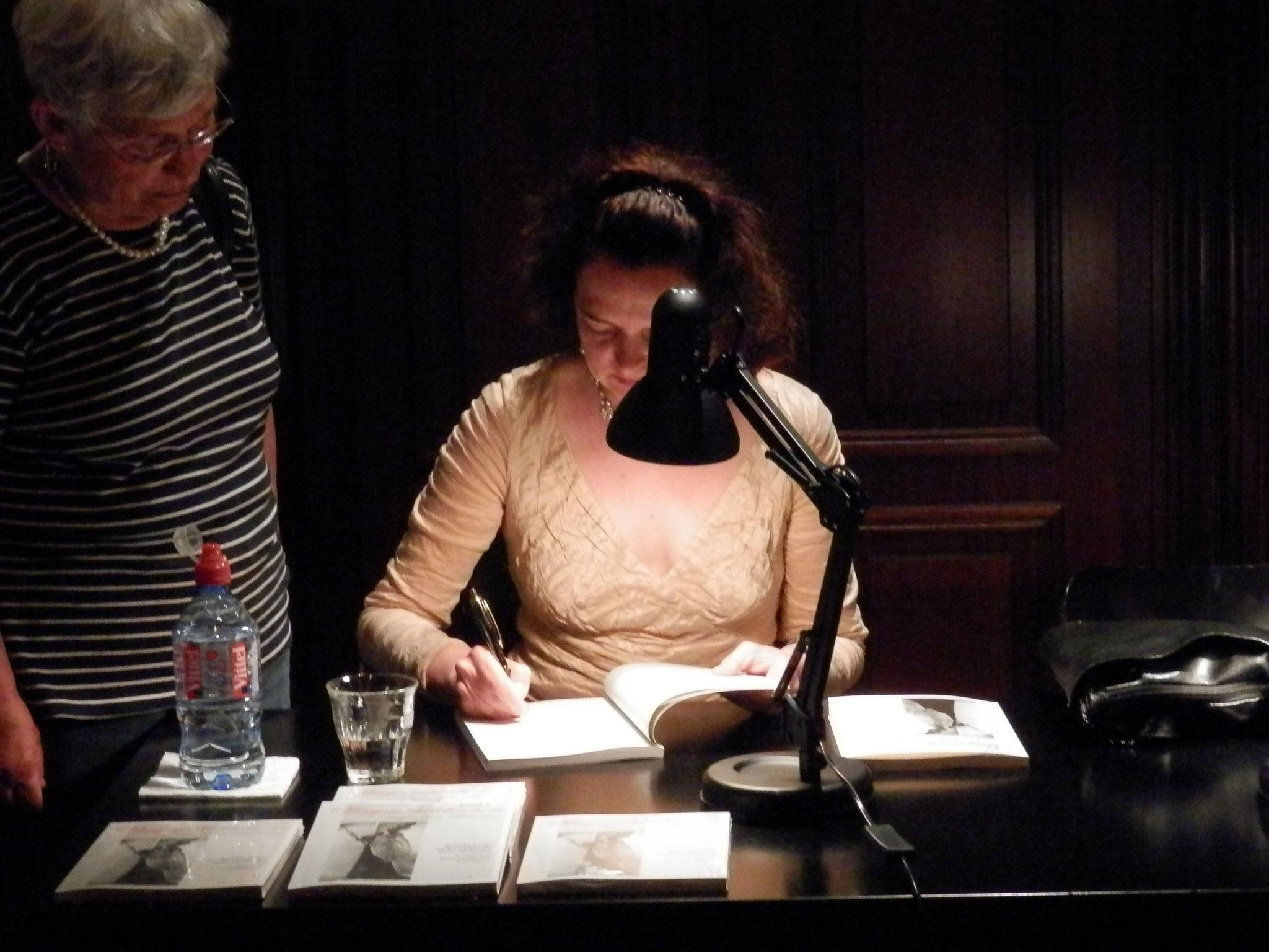 Buchpremiere Wagnerheldinnen Literaturhaus Berlin 26.4.2013