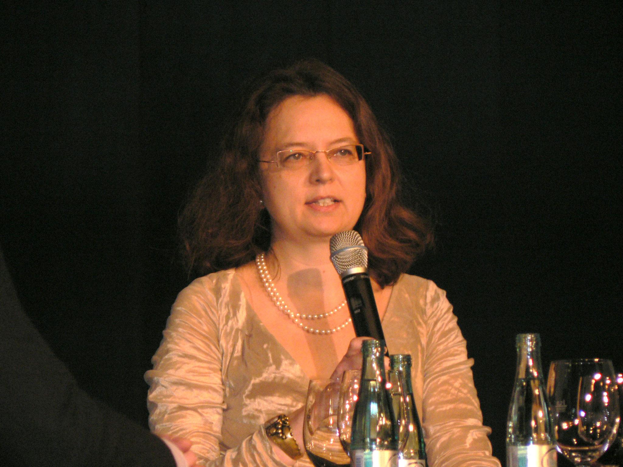 Buchpremiere Schwarzkopf Deutsche Oper Berlin 17.12. 2007