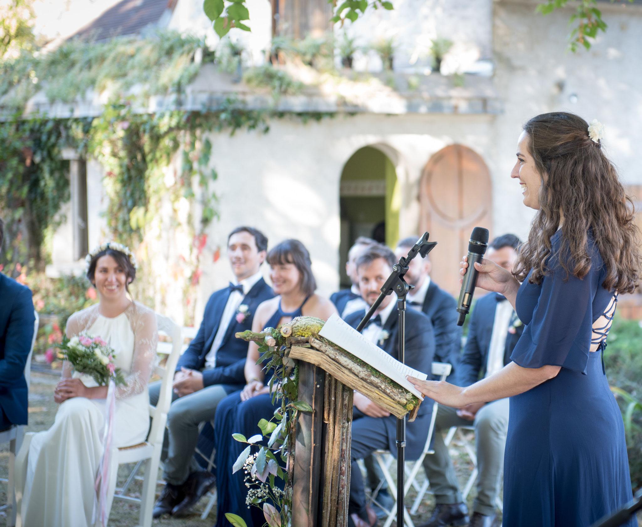 customised ceremony