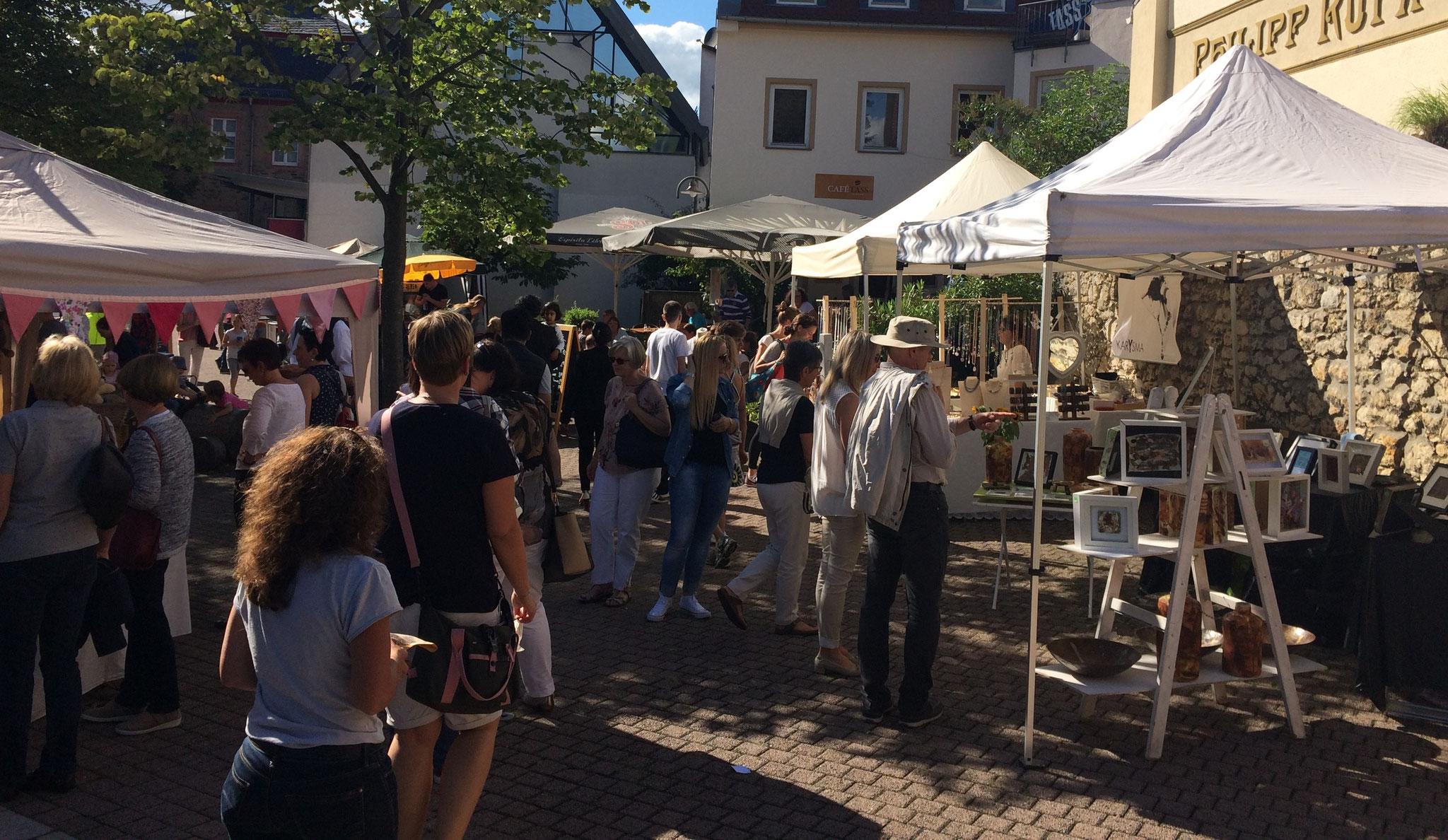 Über 3.000 Besucher in Hofheim