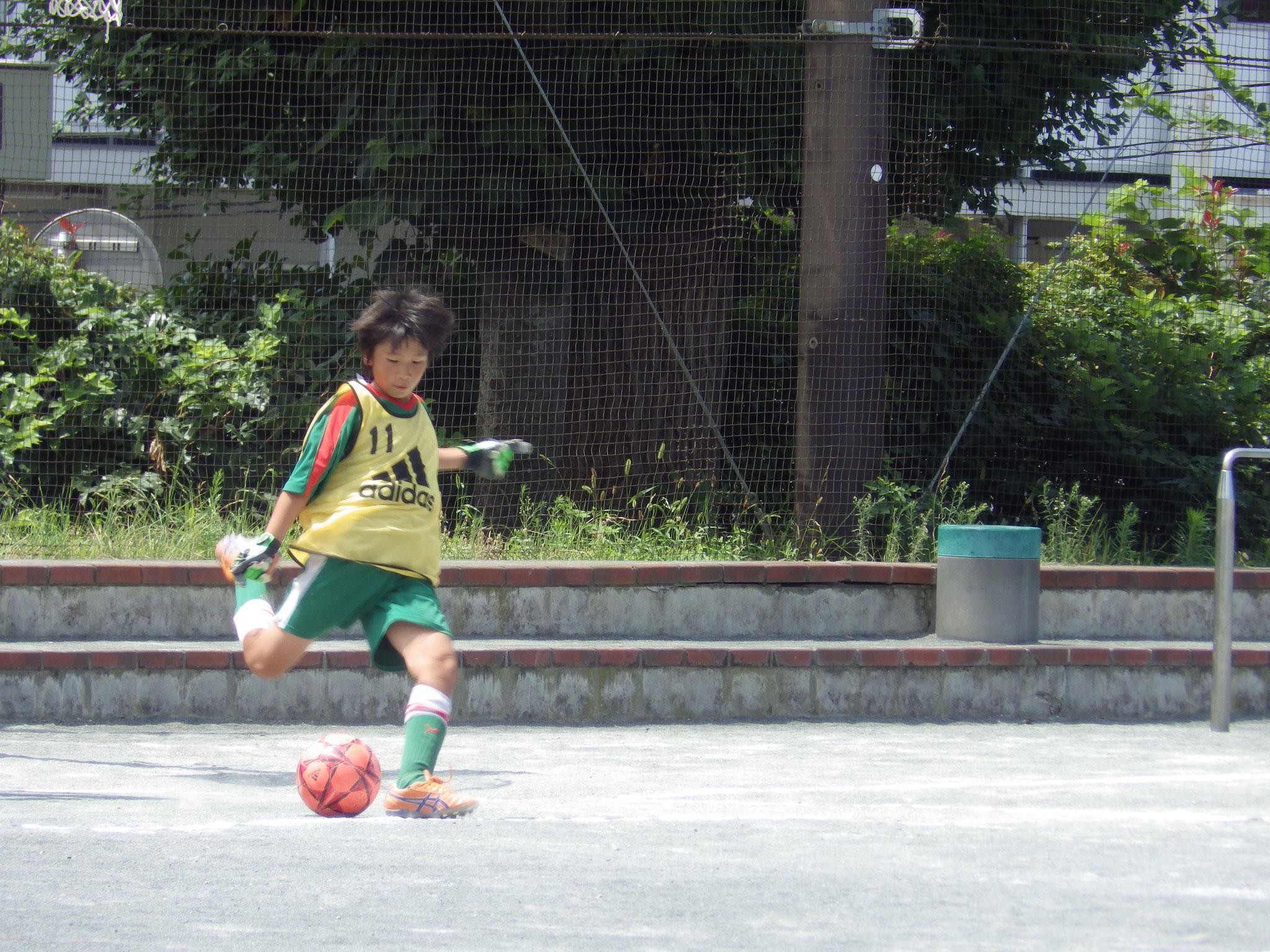 7/31 U-10 六会湘南台リスト杯