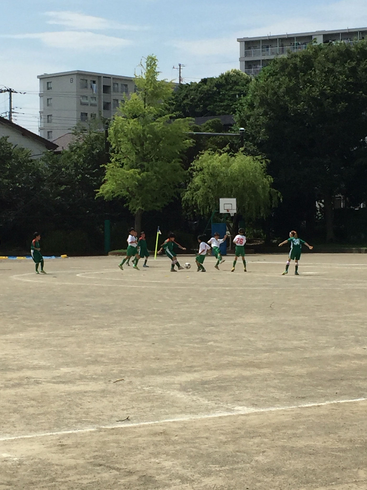 7/2 U-10 三春SC主催FM