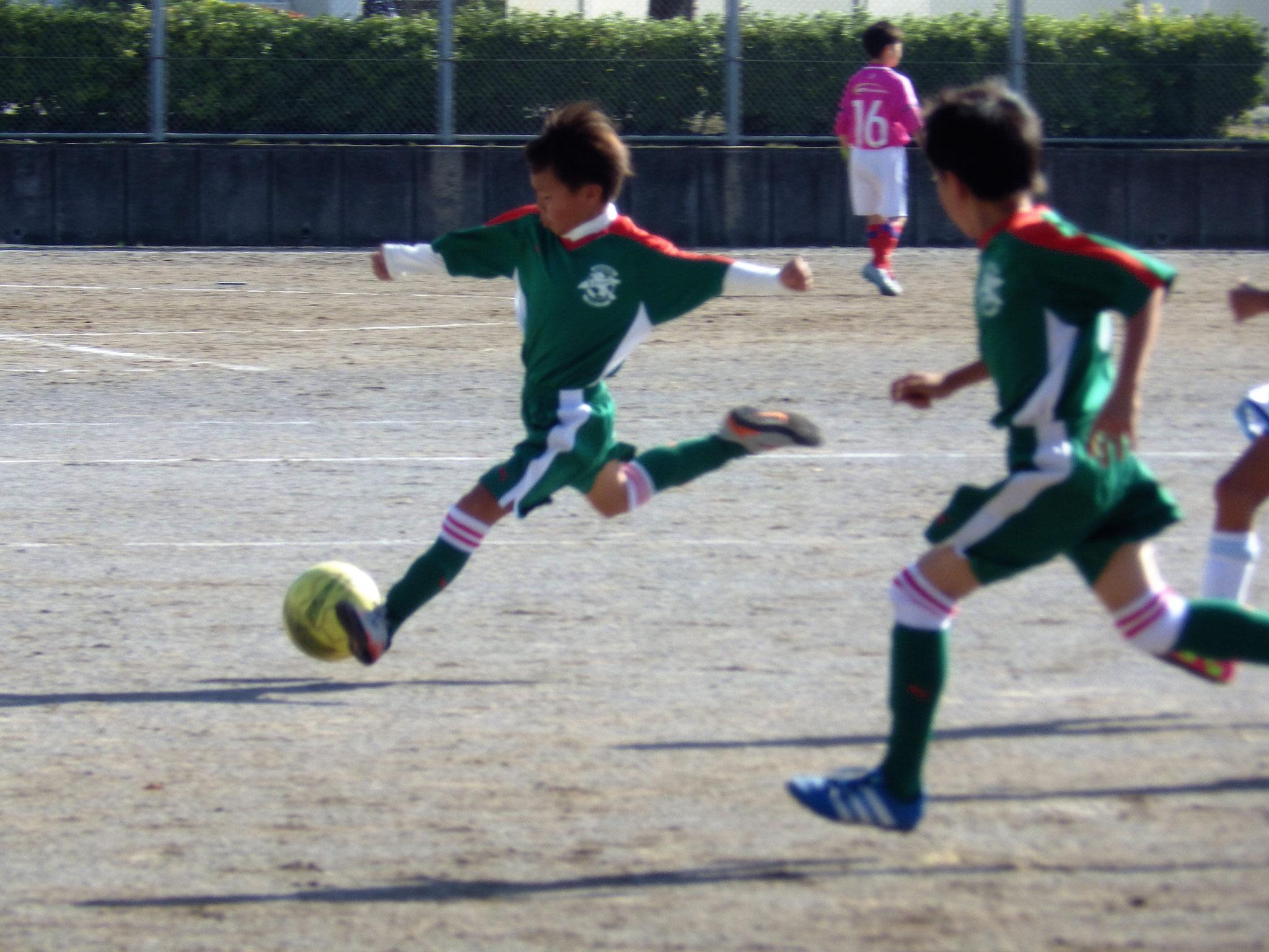 11/13 U-10 横須賀カップ