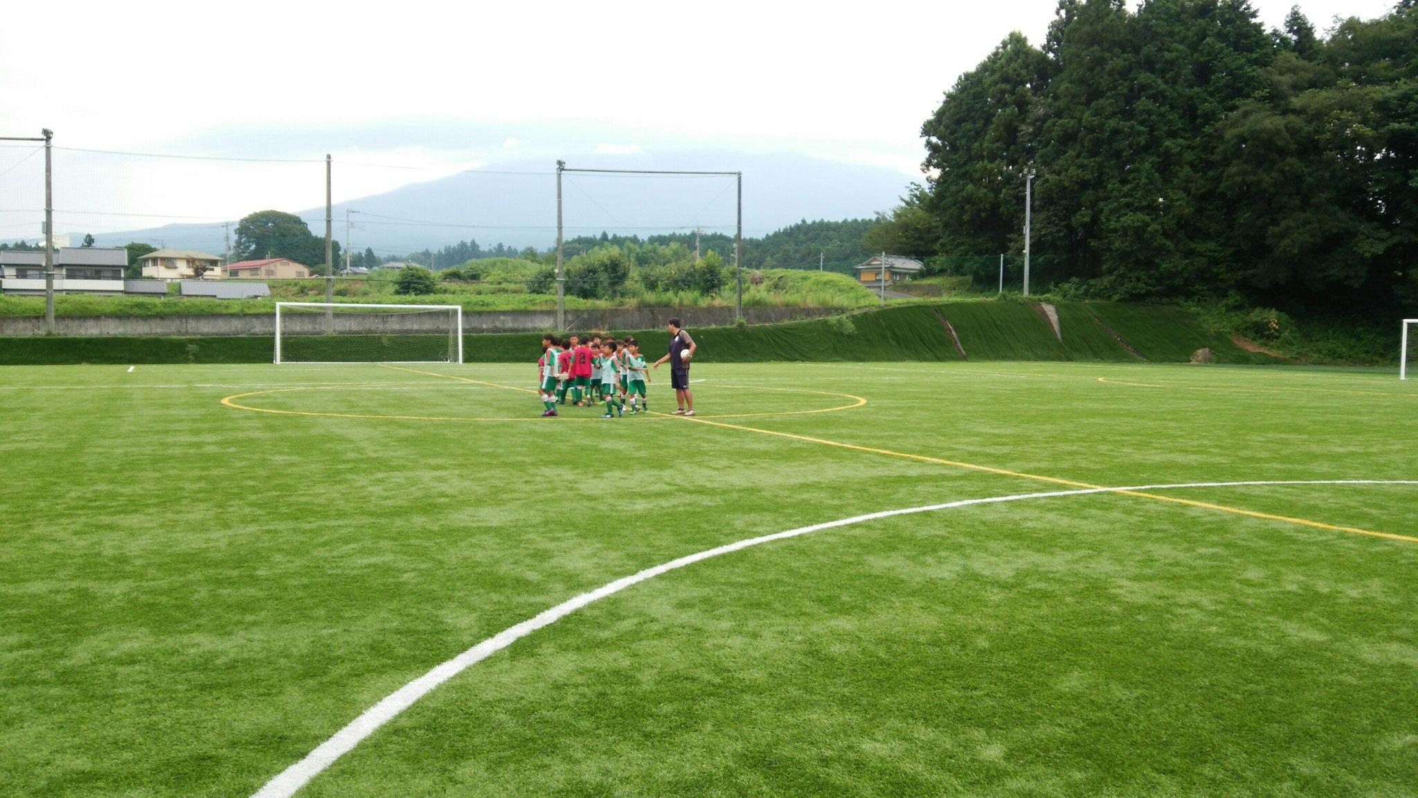 7/26 夏合宿最終日 Game Day