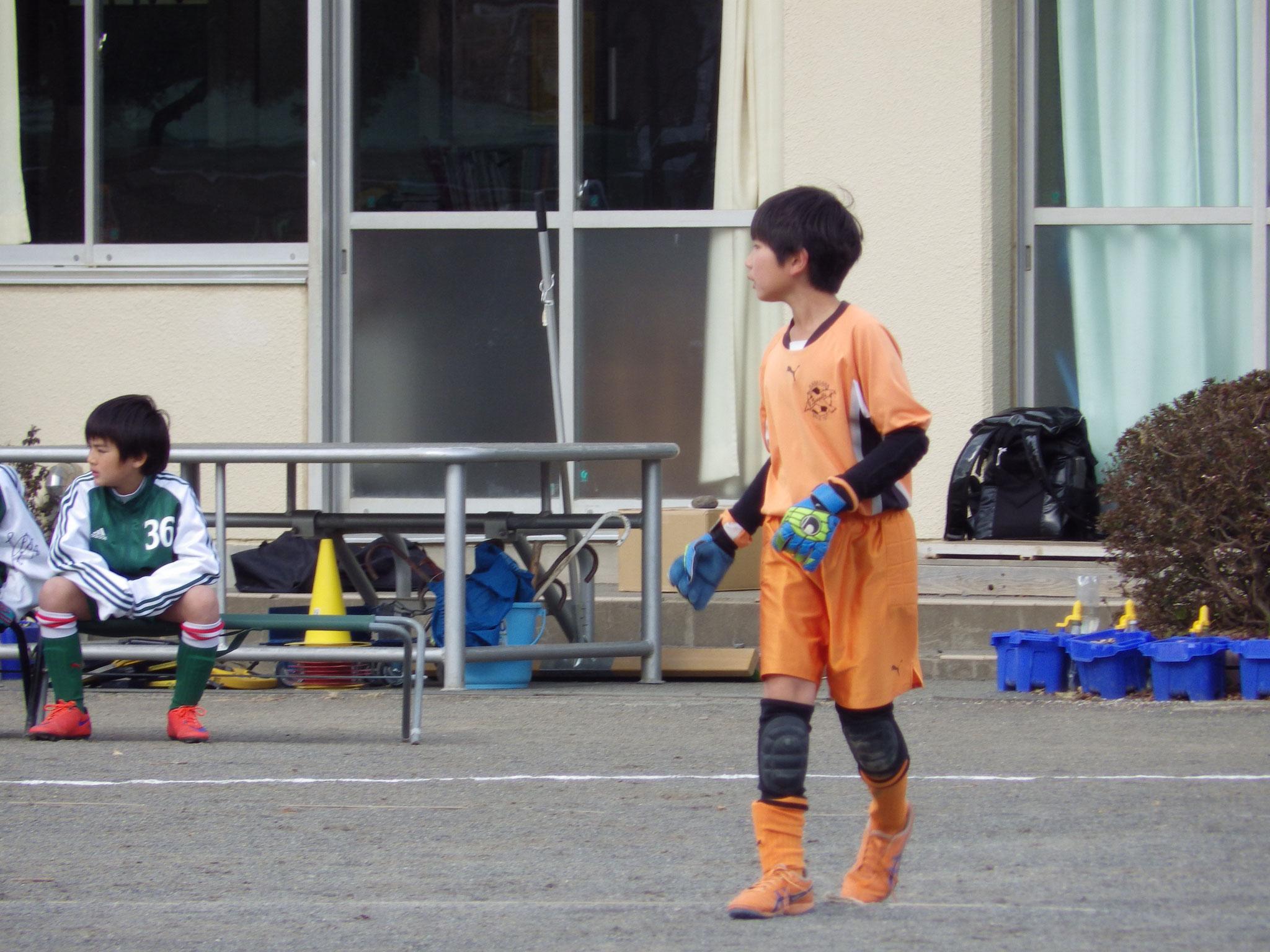 1/14 U-10 神奈川県少年サッカー選手権大会