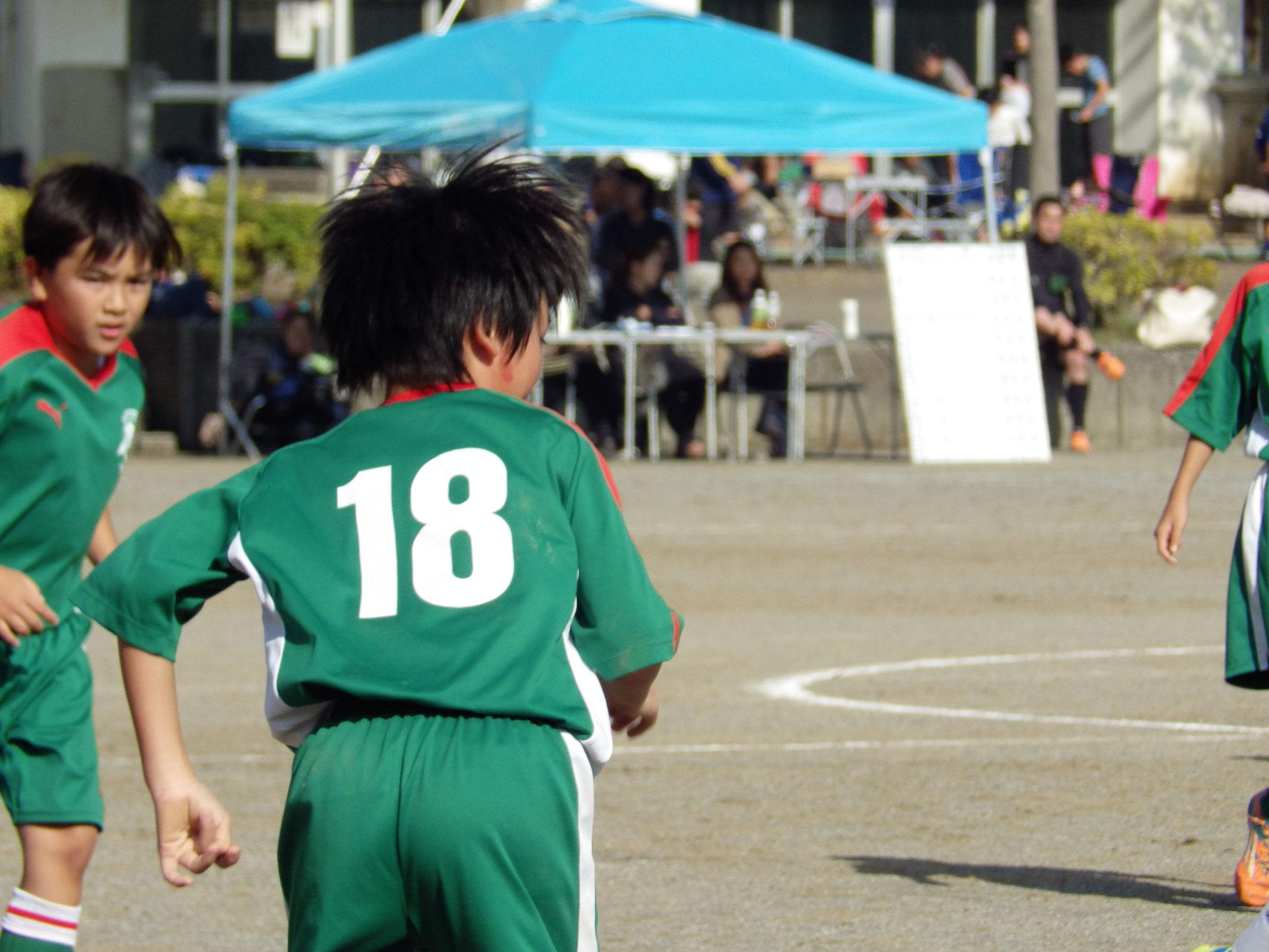11/20 U-10 横須賀カップ2日目