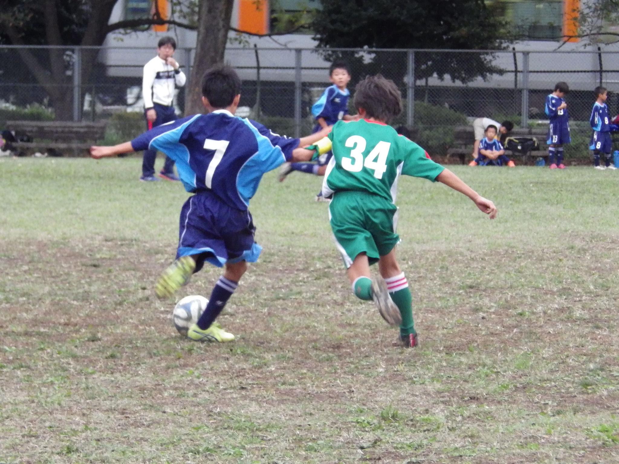 10/23 U-10 KTSリーグ