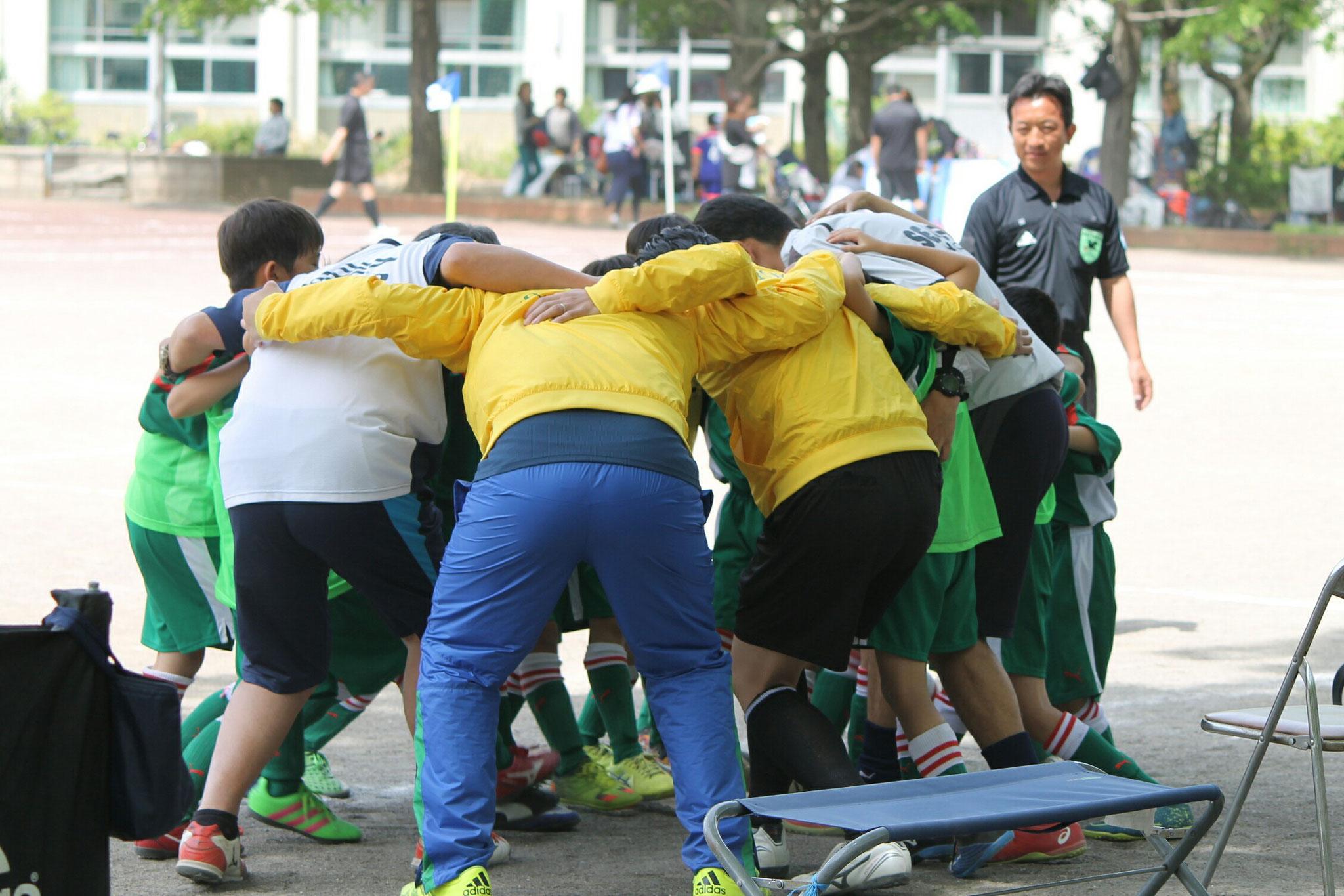 5/8 U-8 佐野ベアーズカップ 優勝