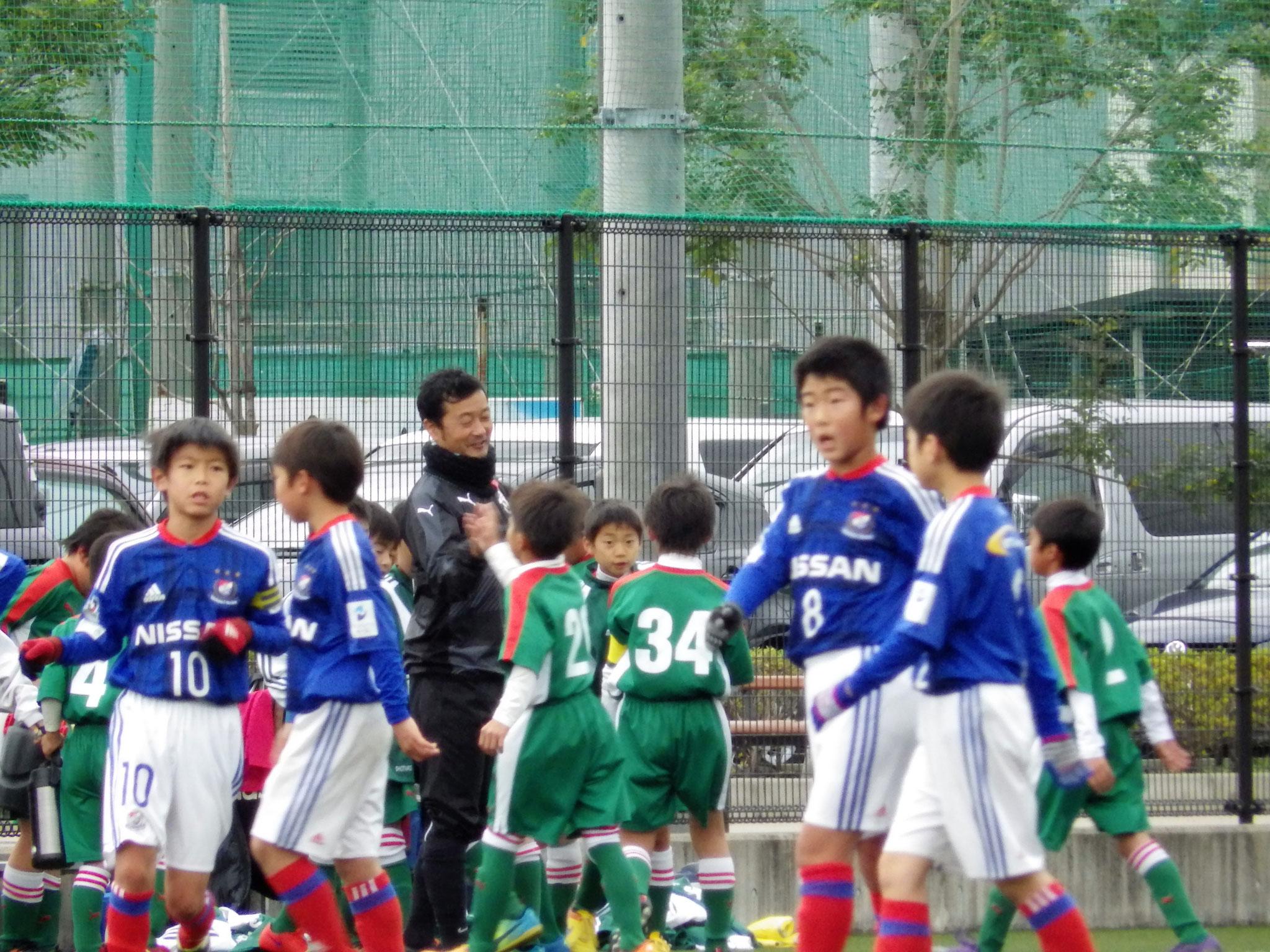 11/23 U10 横須賀カップ